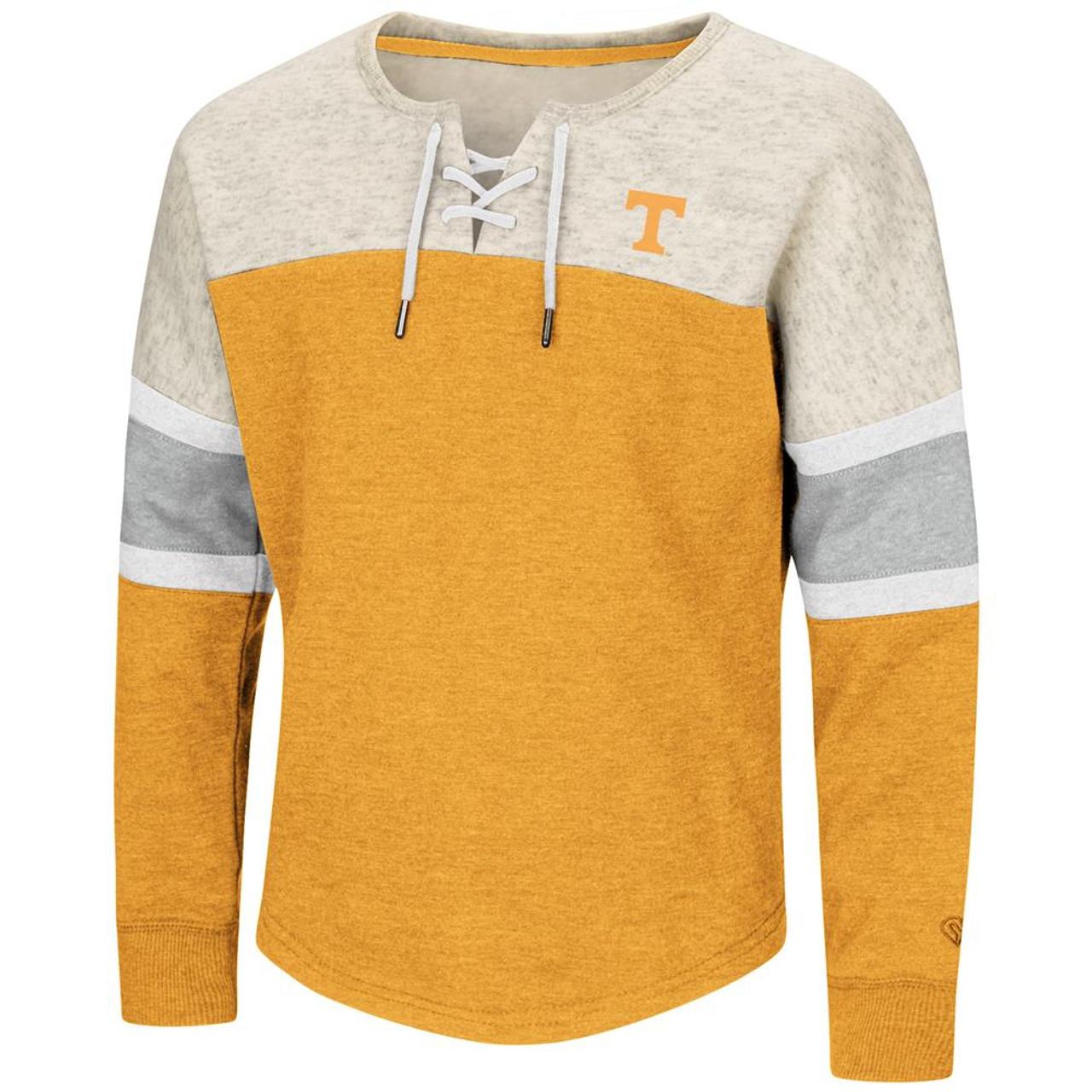 Tennessee Volunteers Vols UT Girls Sweatshirt Oversized Pullover