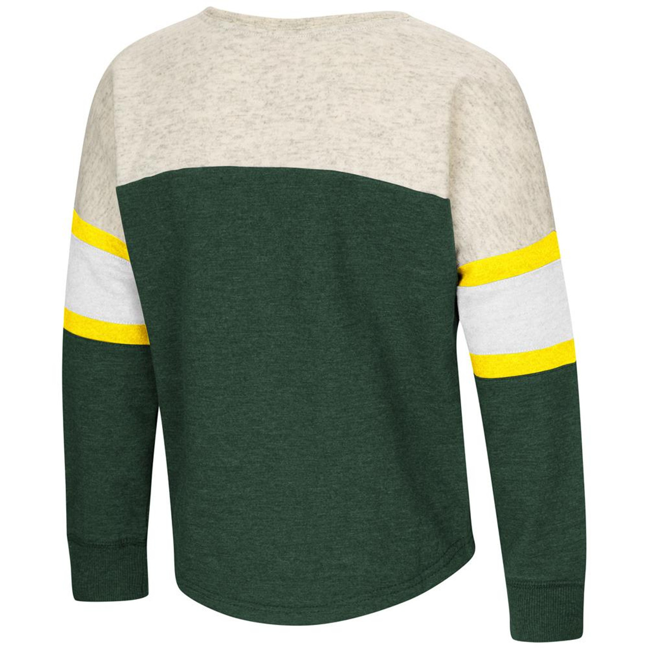 University of Oregon Ducks Girls Sweatshirt Oversized Pullover