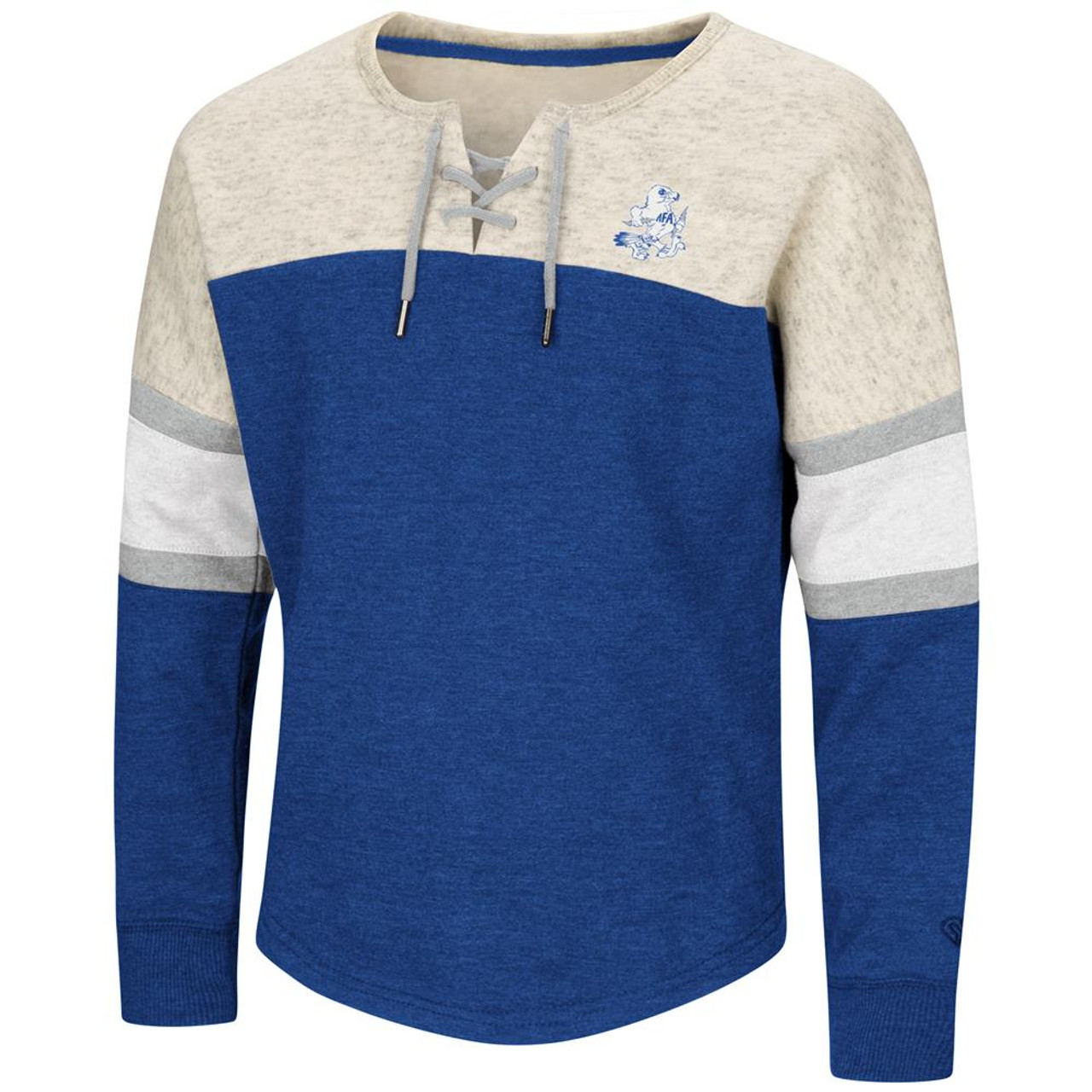 Air Force Academy Falcons Girls Sweatshirt Oversized Pullover