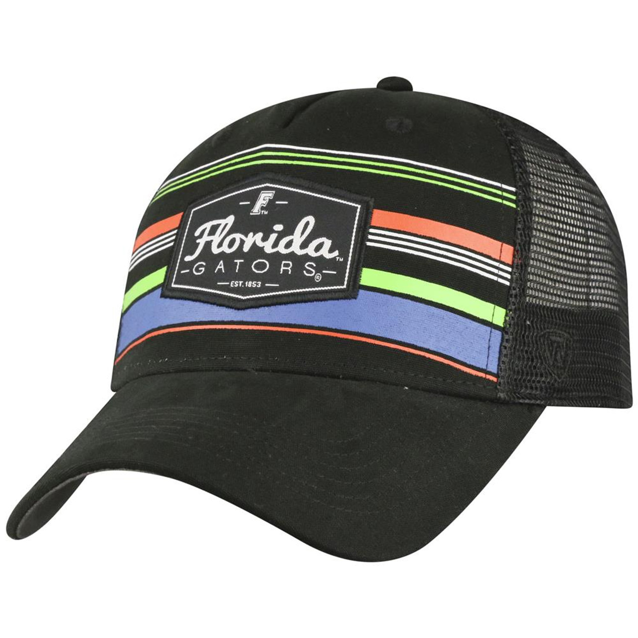 f409cc67ab7b73 University of Florida Gators Men s Trucker Hat Route Adjustable Cap