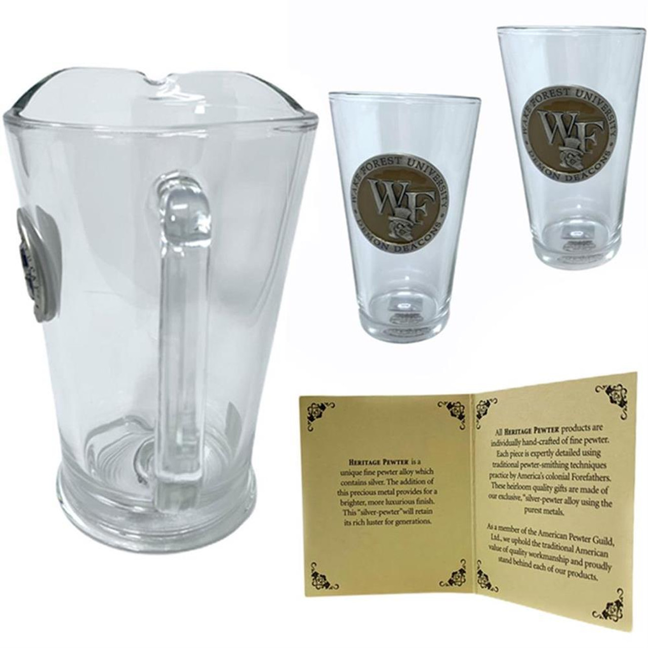 Appalachian State Pitcher and 2 Pint Glass Set Beer Set