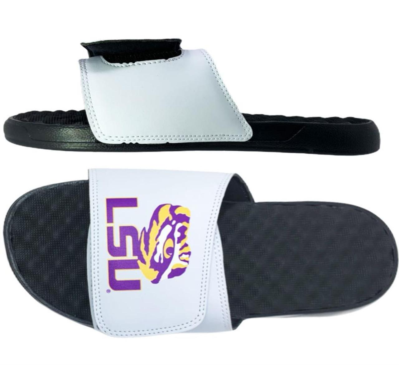 Miami Heat Slides ISlide Primary Adjustable Sandals