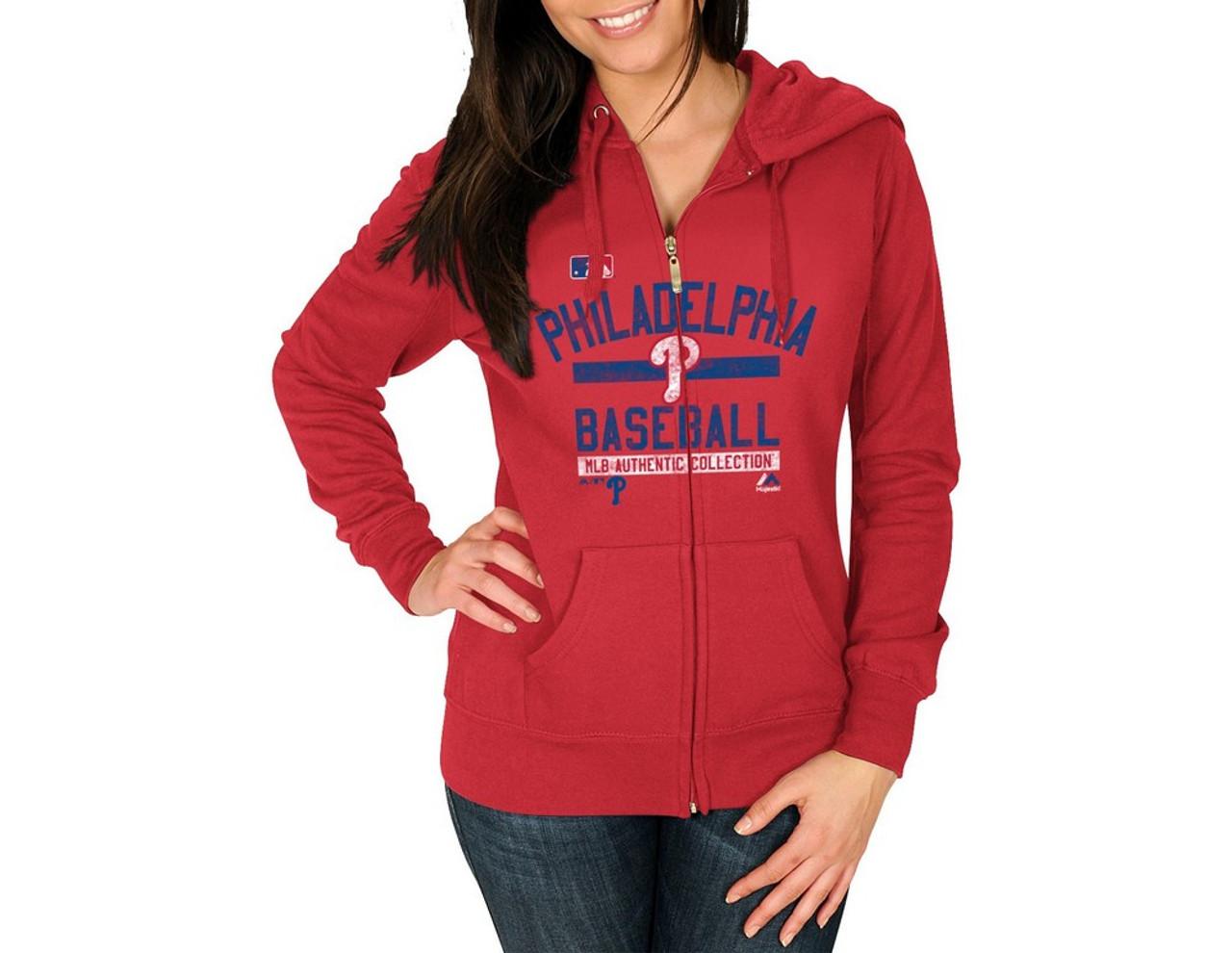 Miami Marlin Women's Hoodie Full Zip Hooded Fleece