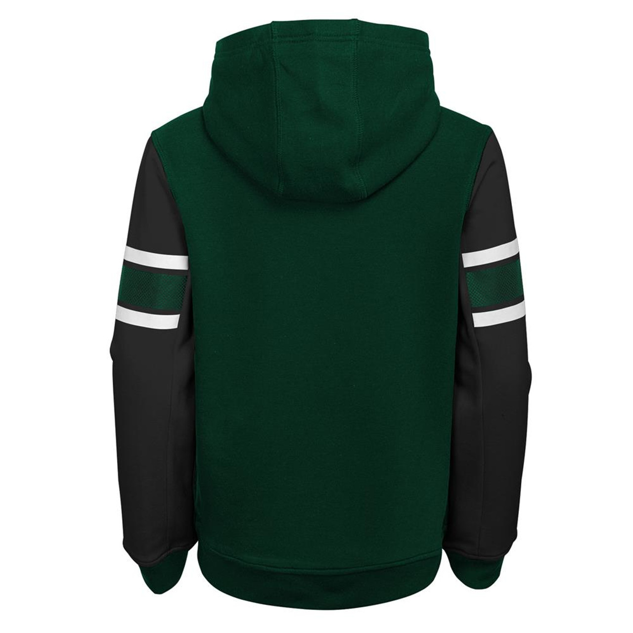 Youth New York Jets NY Hoodie Boys NFL Pullover Sweatshirt