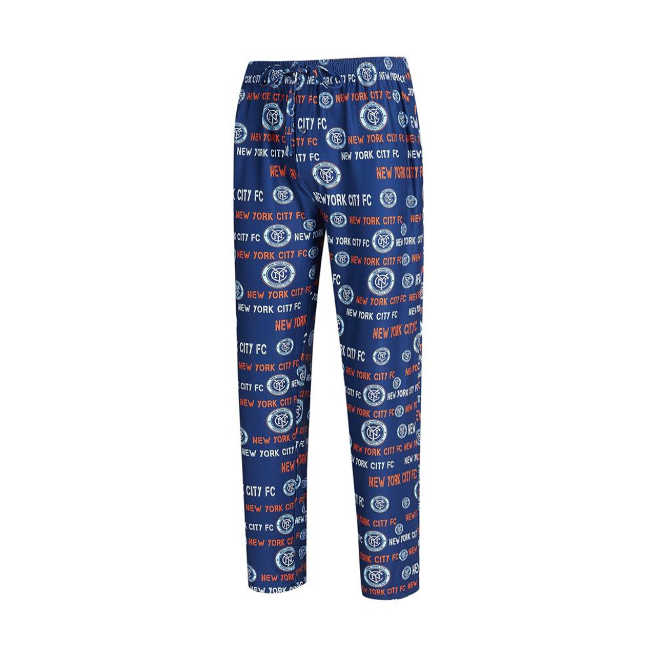 New York City FC Men's Pajama Pants Midfield Sleep Pants