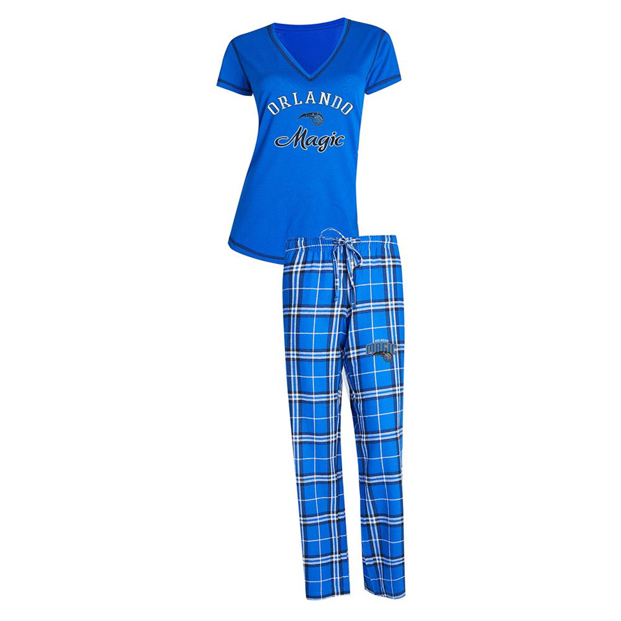 Orlando Magic Women's Pajama Set Duo Sleep Set