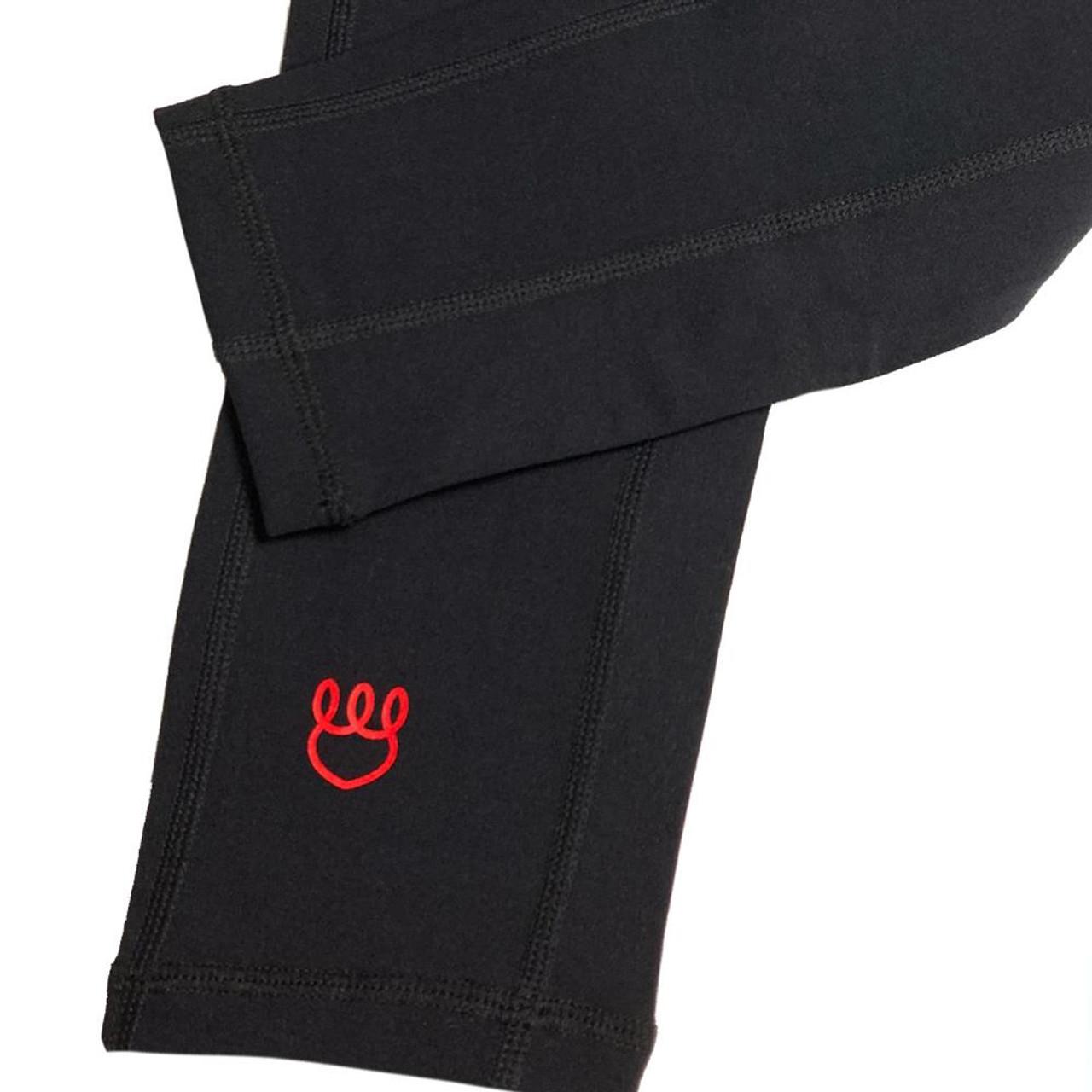 Women's University of Colorado Buffaloes Black Yoga Pants iLeggings Pocket