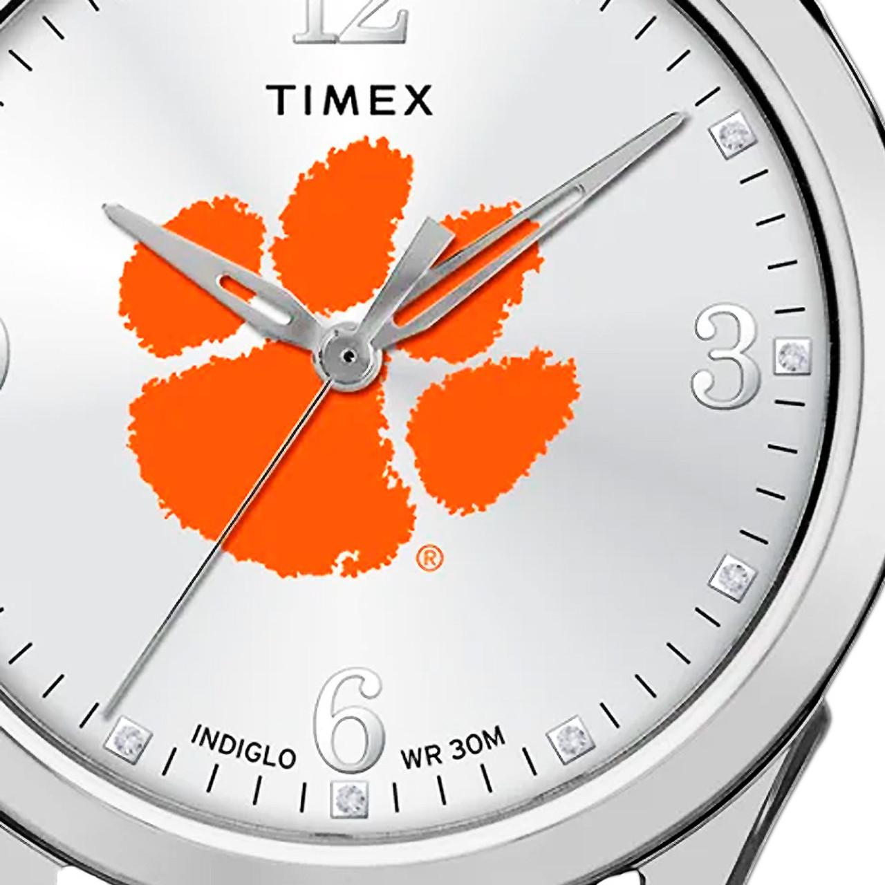 Los Angeles LA Kings Ladies Silcone Athena Timex Watch