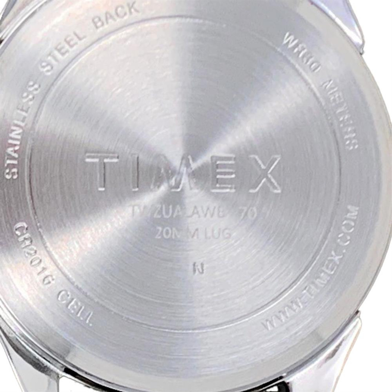 Carolina Hurricanes Ladies Silcone Athena Timex Watch