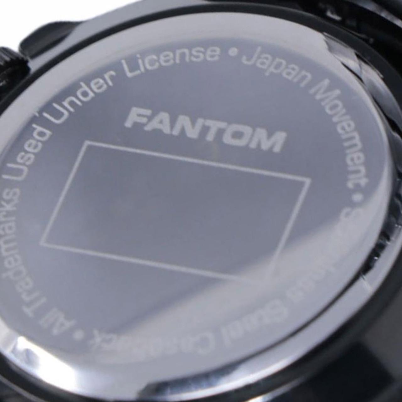 Women's Nebraska Cornhuskers Black Watch Fantom AnoChrome
