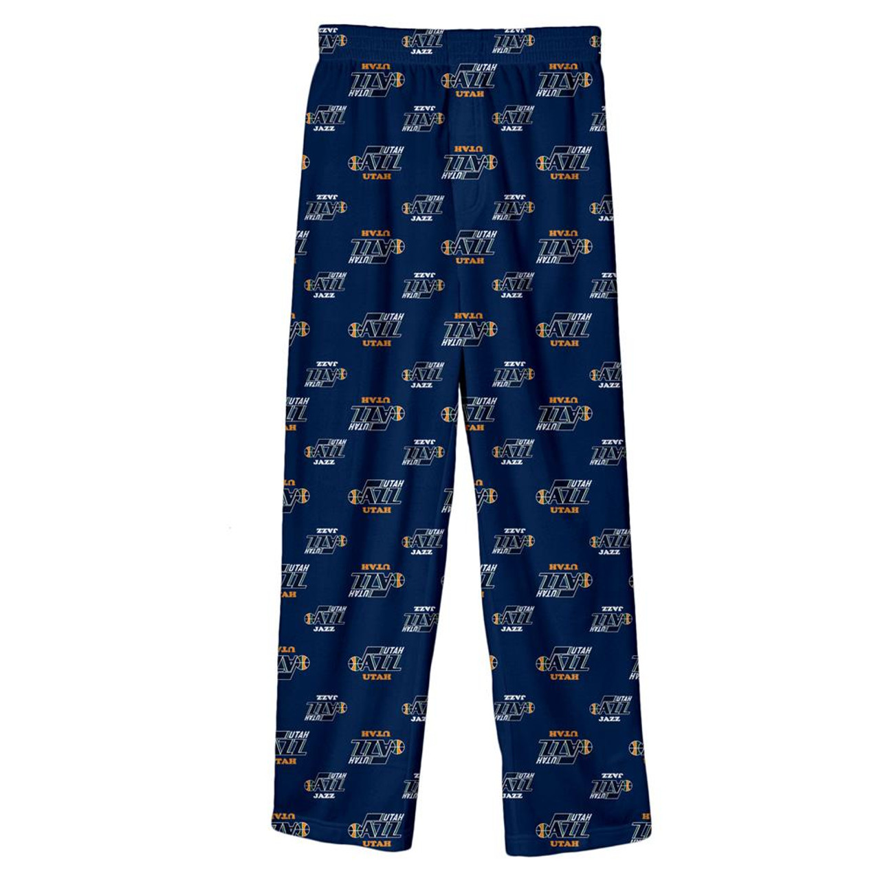 Youth Utah Jazz Pajama Pant Boys Sleep Bottoms