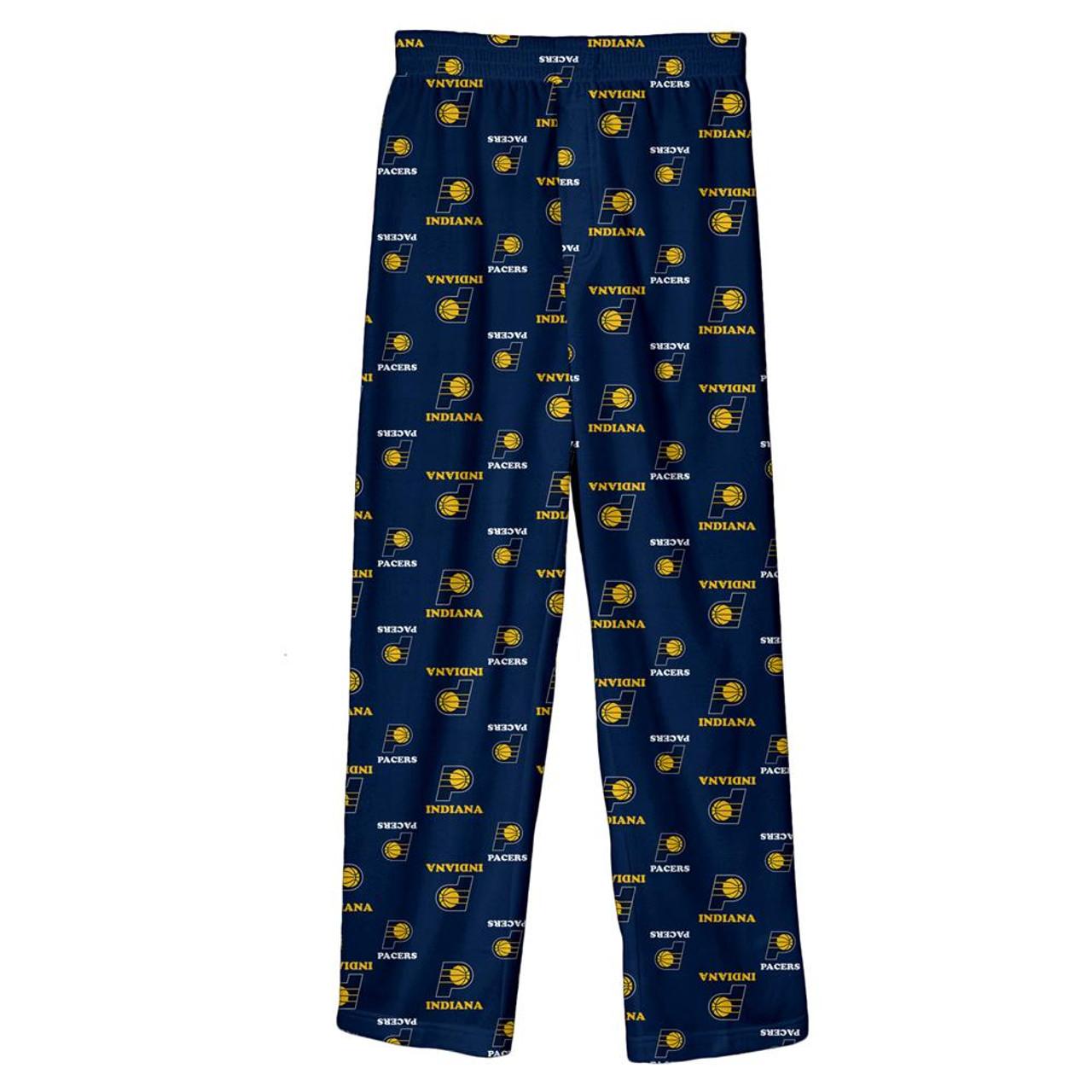 Youth Indiana Pacers Pajama Pant Boys Sleep Bottoms