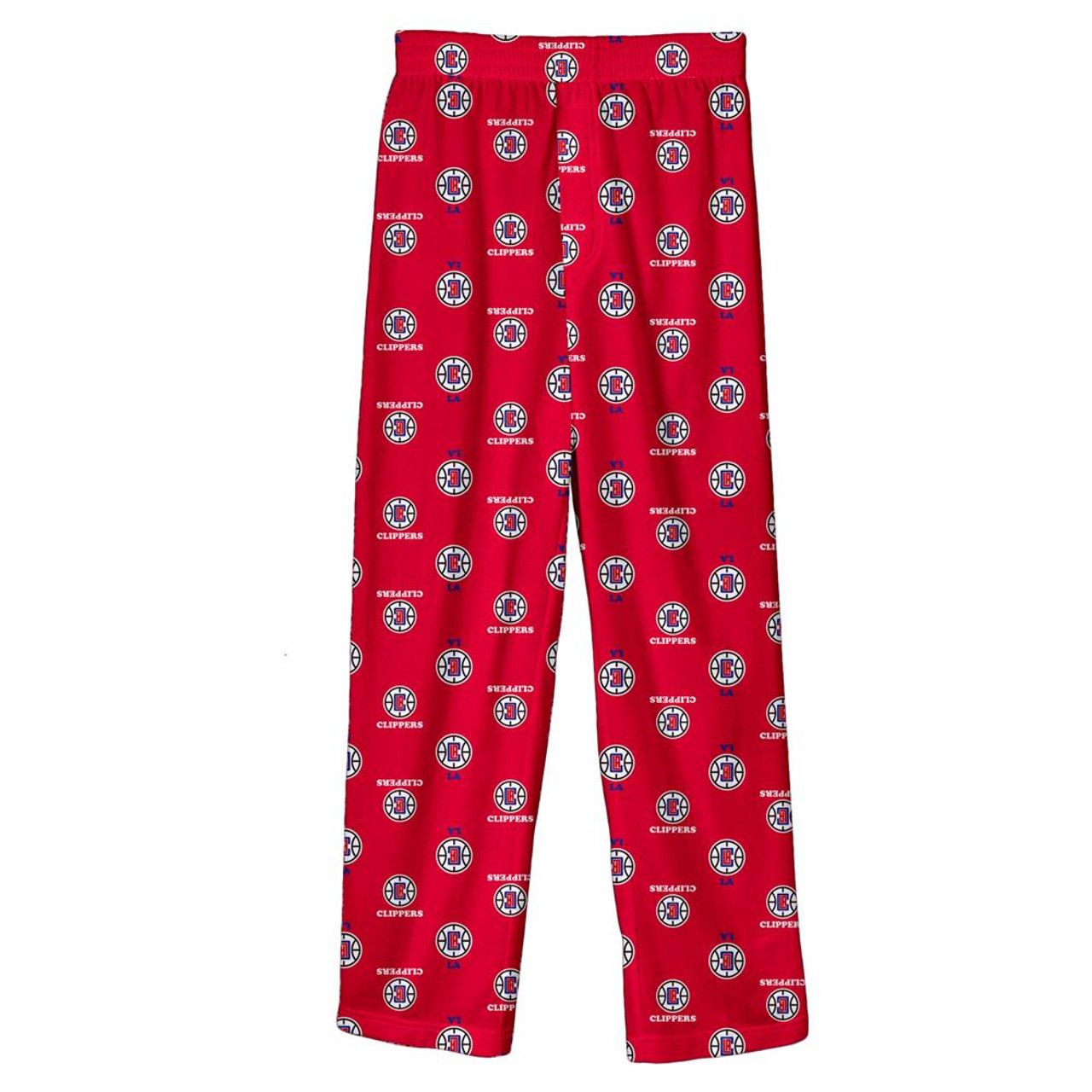 Youth Los Angeles Clippers LA Pajama Pant Boys Sleep Bottoms