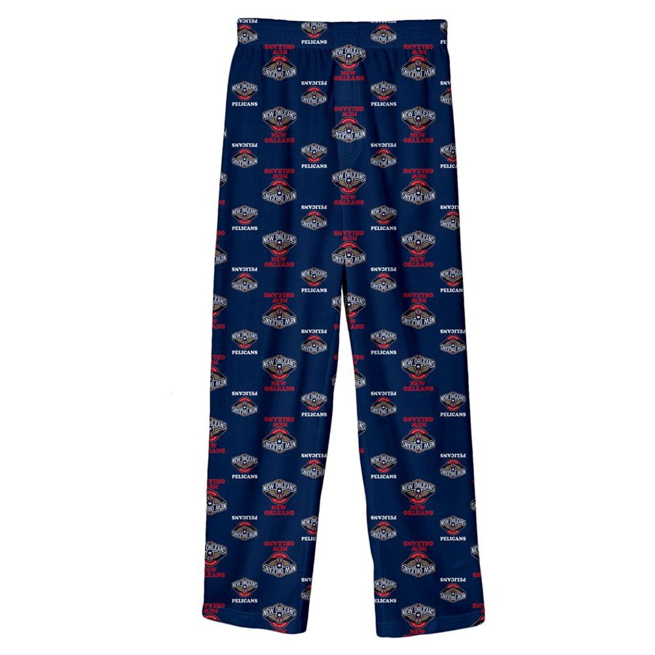 Youth New Orleans Pelicans Pajama Pant Boys Sleep Bottoms