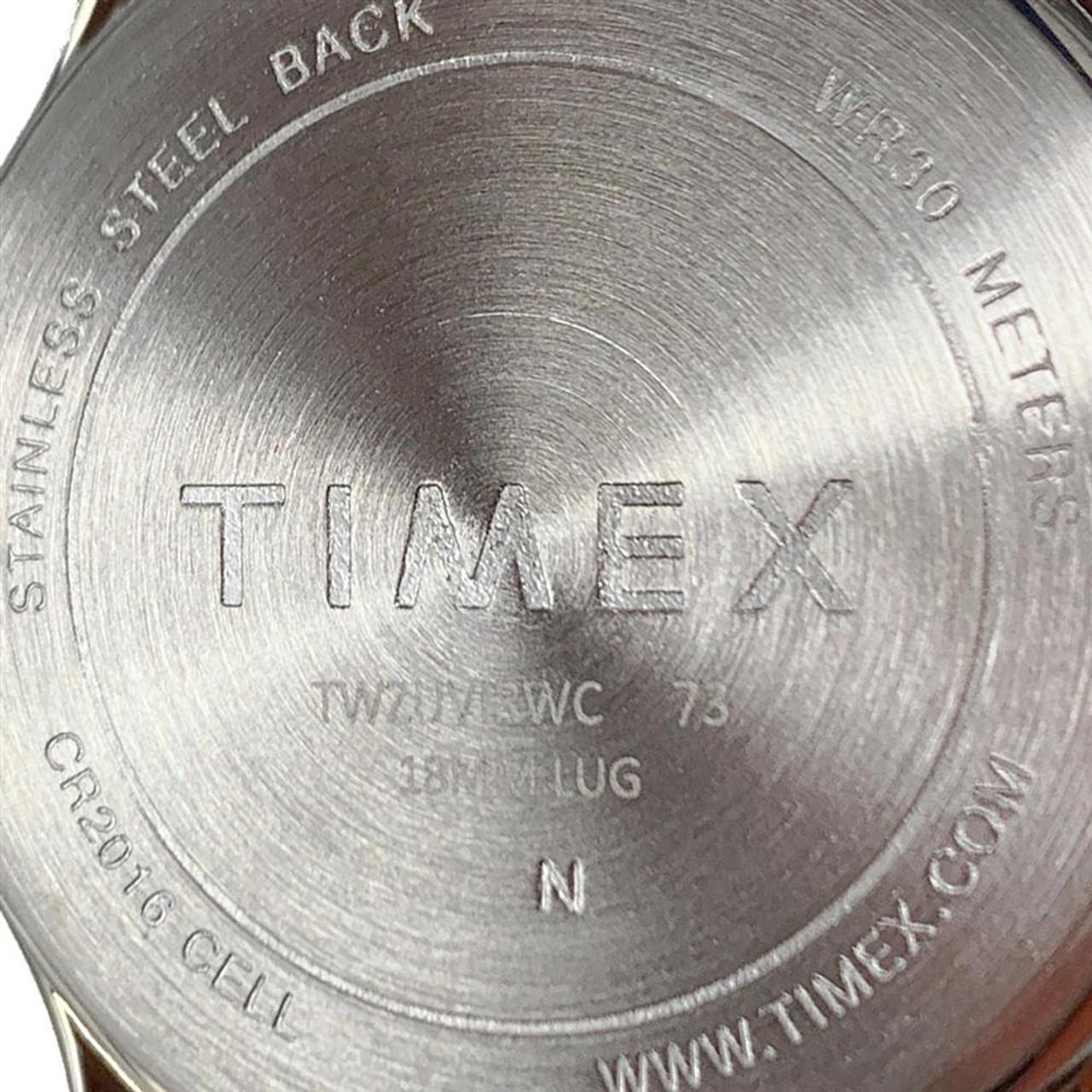 Women's Anaheim Ducks Watch Timex Sage Stainless Watch