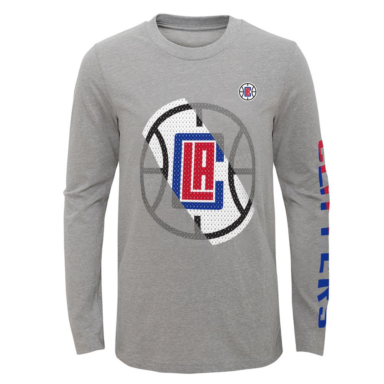 Youth Boys Los Angeles Clippers LA Tee Shirt 3 in 1 Combo Set
