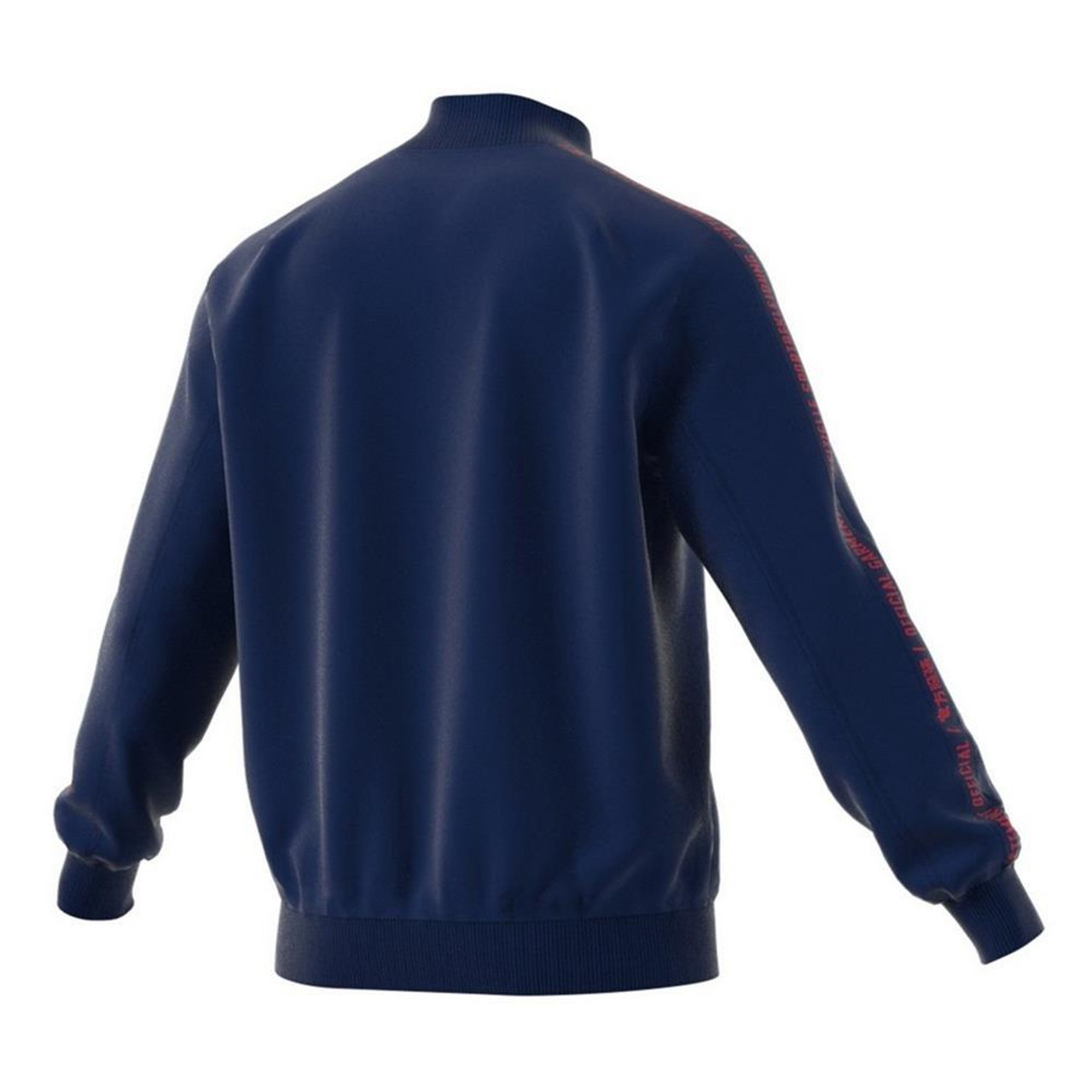 FC Dallas Anthem Jacket Official Adidas Full-Zip