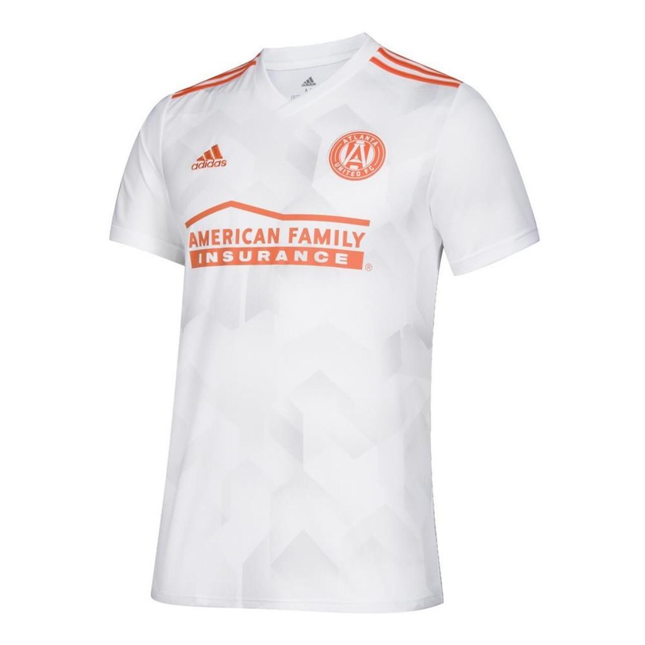 release date: cc6f5 69442 Men's Atlanta United FC Replica Jersey 2019 Adidas Away Kit