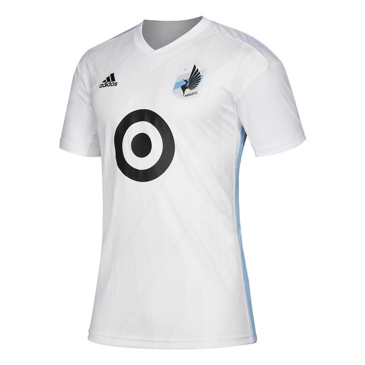 Men's Minnesota United FC Replica Jersey 2019 Adidas Away Kit