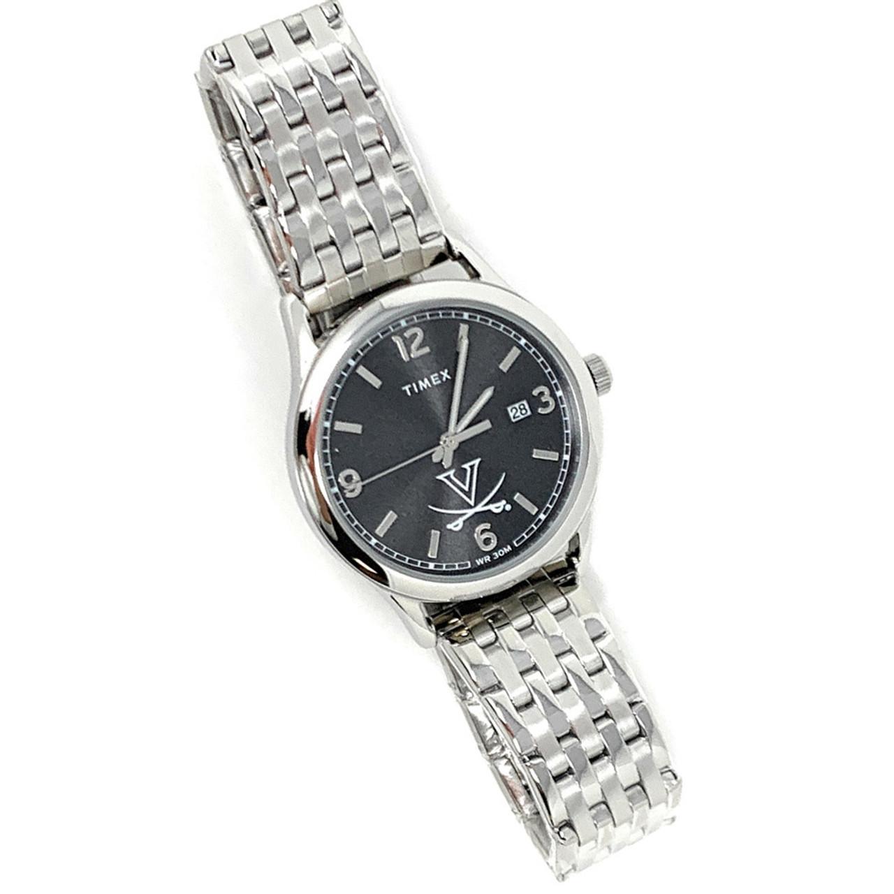 Women's Gonzaga University Bulldogs Watch Timex Sage Stainless Watch