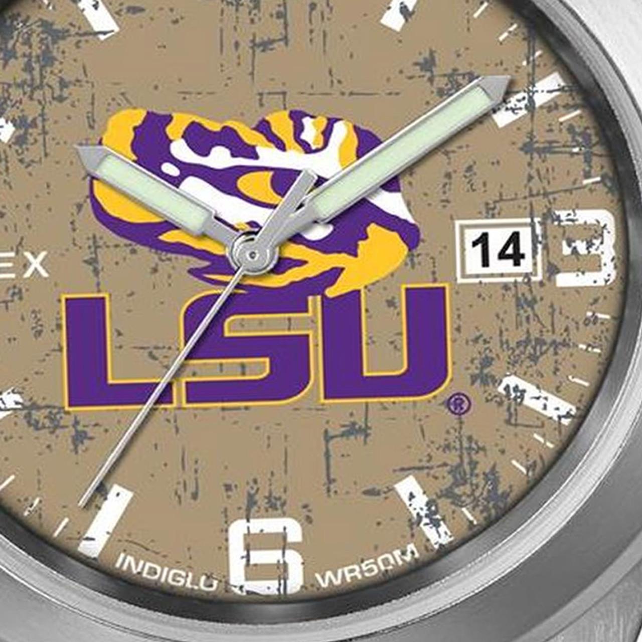Men's Carolina Hurricanes Watch Timex Old School Vintage Watch