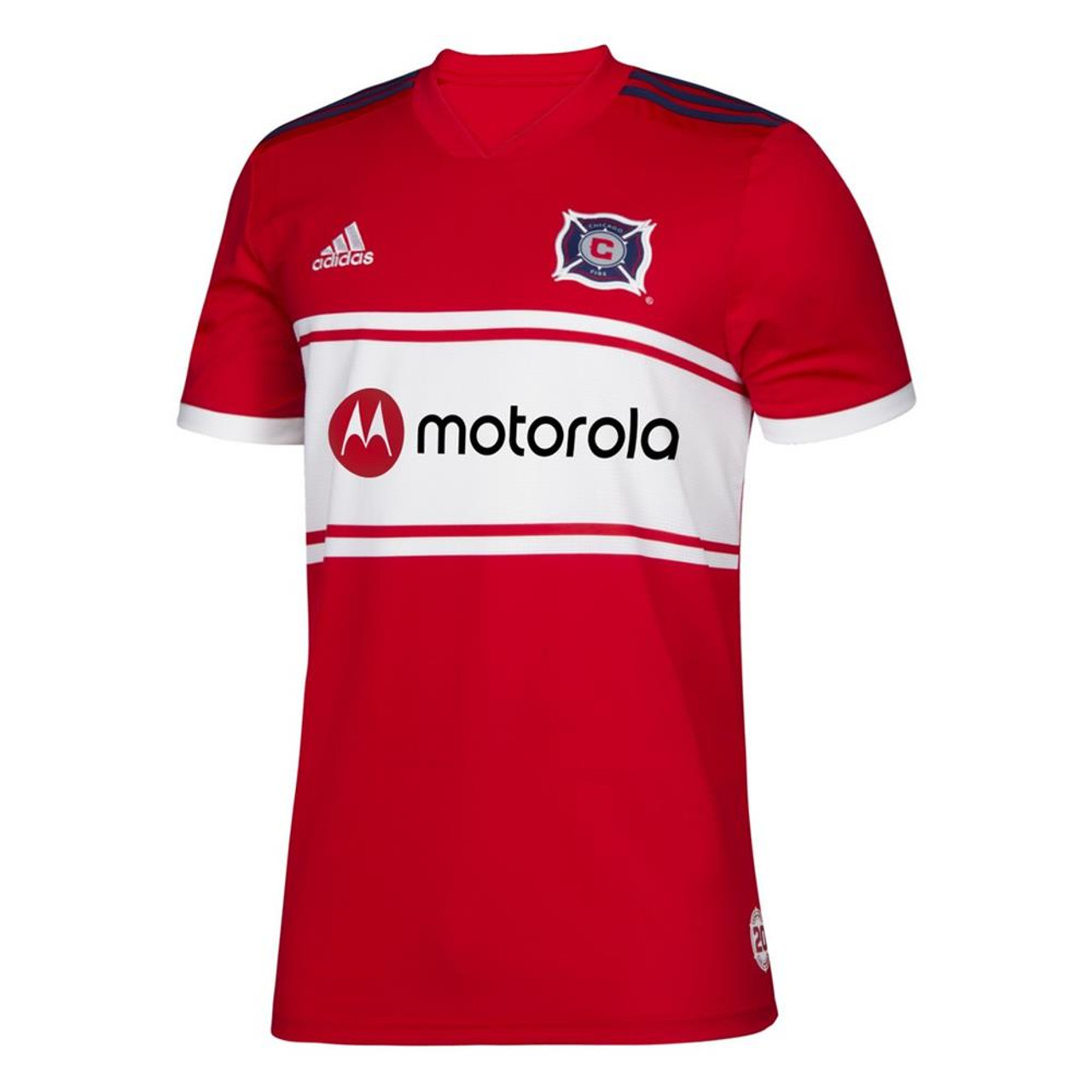 lowest price 59035 19801 Youth Chicago Fire Home Jersey 2019 Replica Adidas Kit