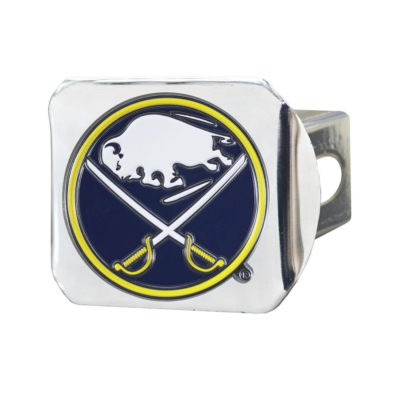 Buffalo Sabres Trailer Hitch Chrome Hitch Cover