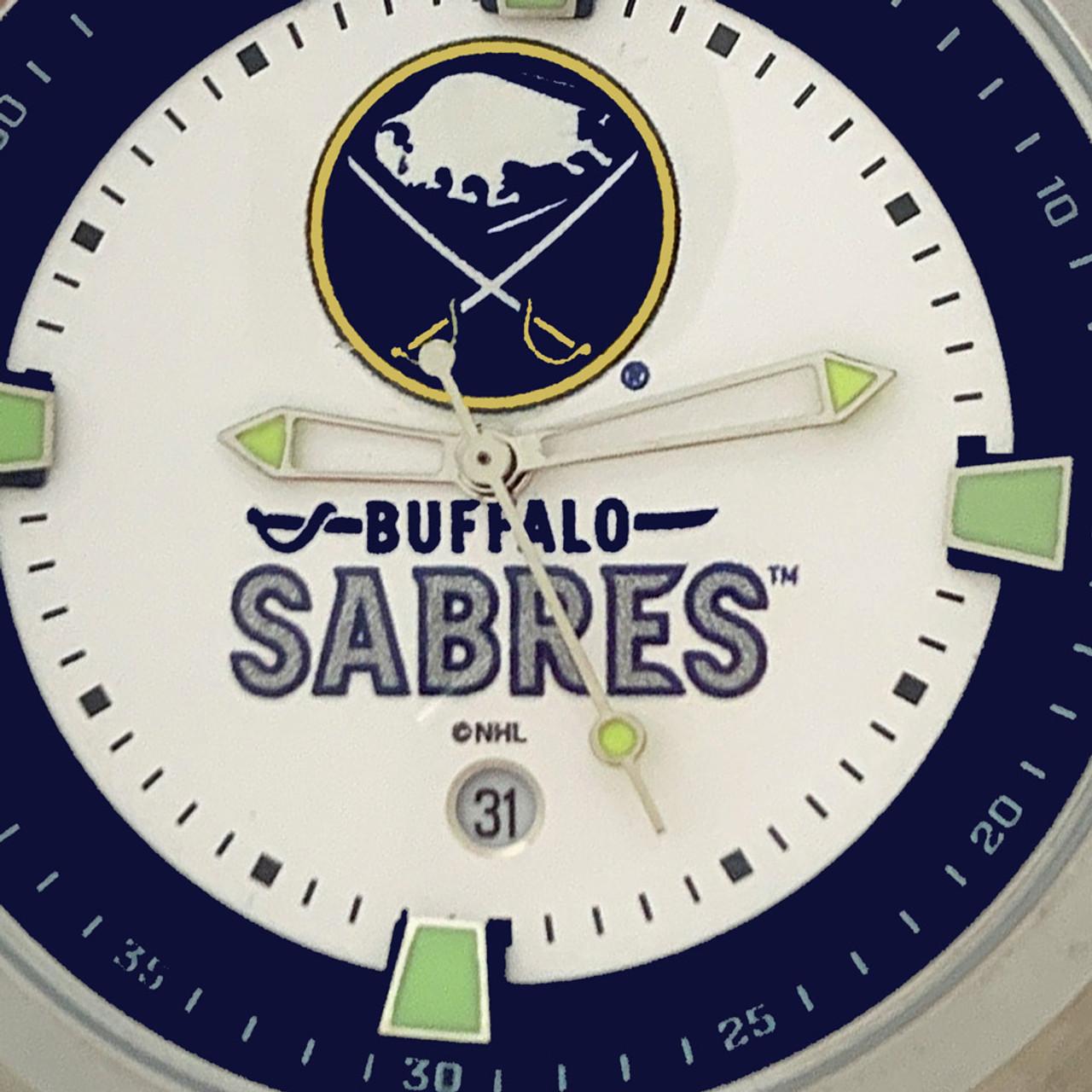 Mens Boston Bruins Watch Stainless Steel Titan Watch