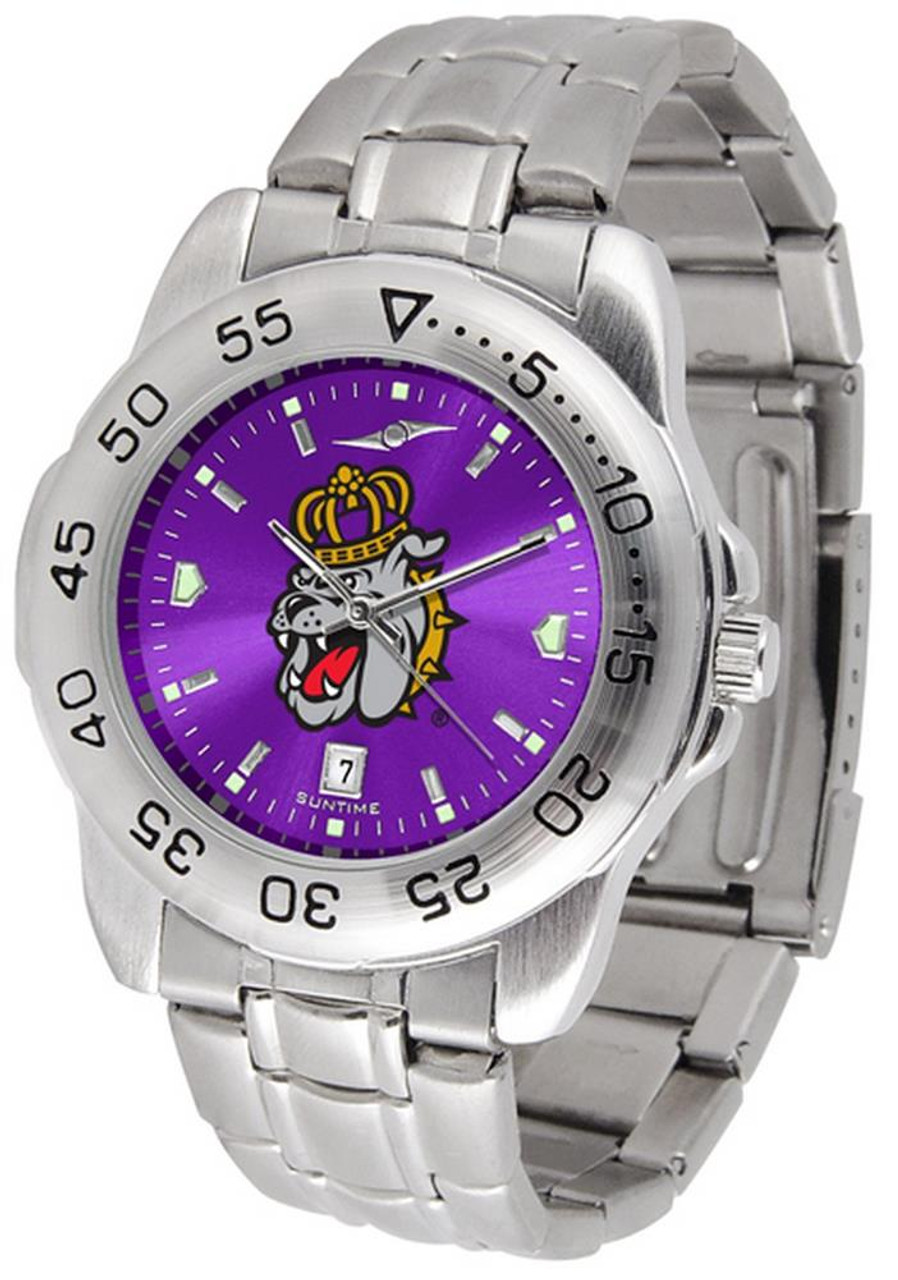 Men's James Madison Dukes Watch Stainless Steel Dress Watch