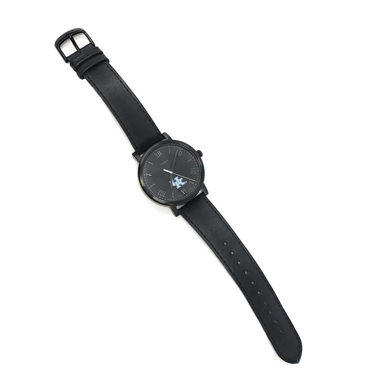 Ladies Timex Army Black Knights Watch Black Night Game Watch
