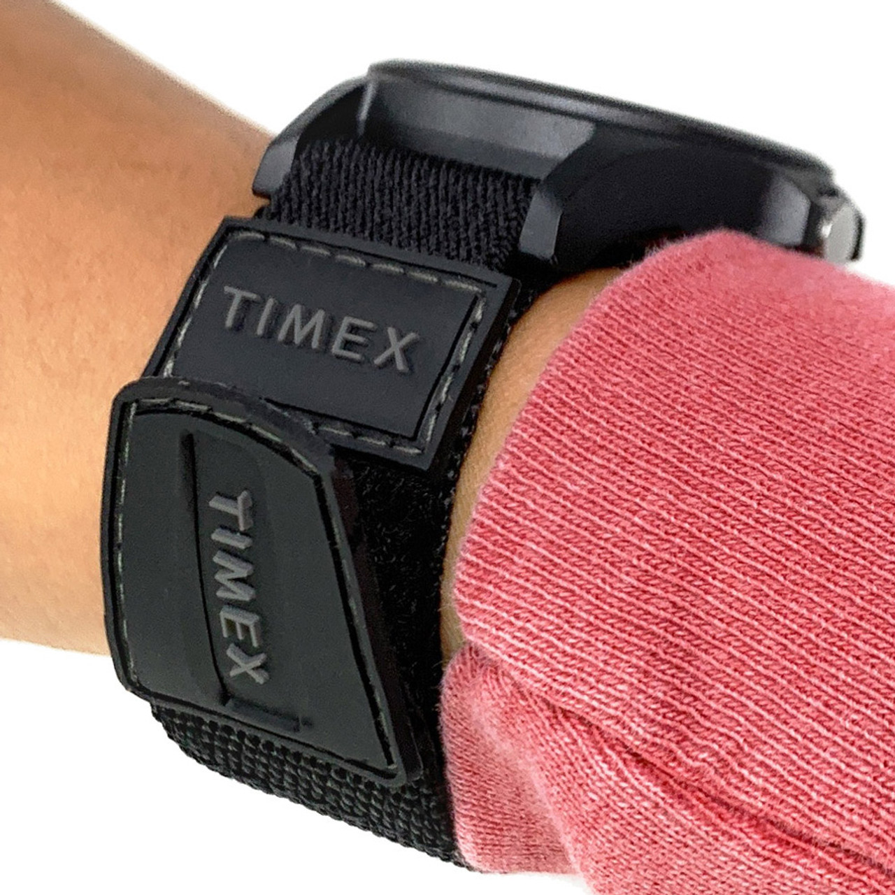 Nebraska Cornhuskers Youth FastWrap Recruit Timex Watch