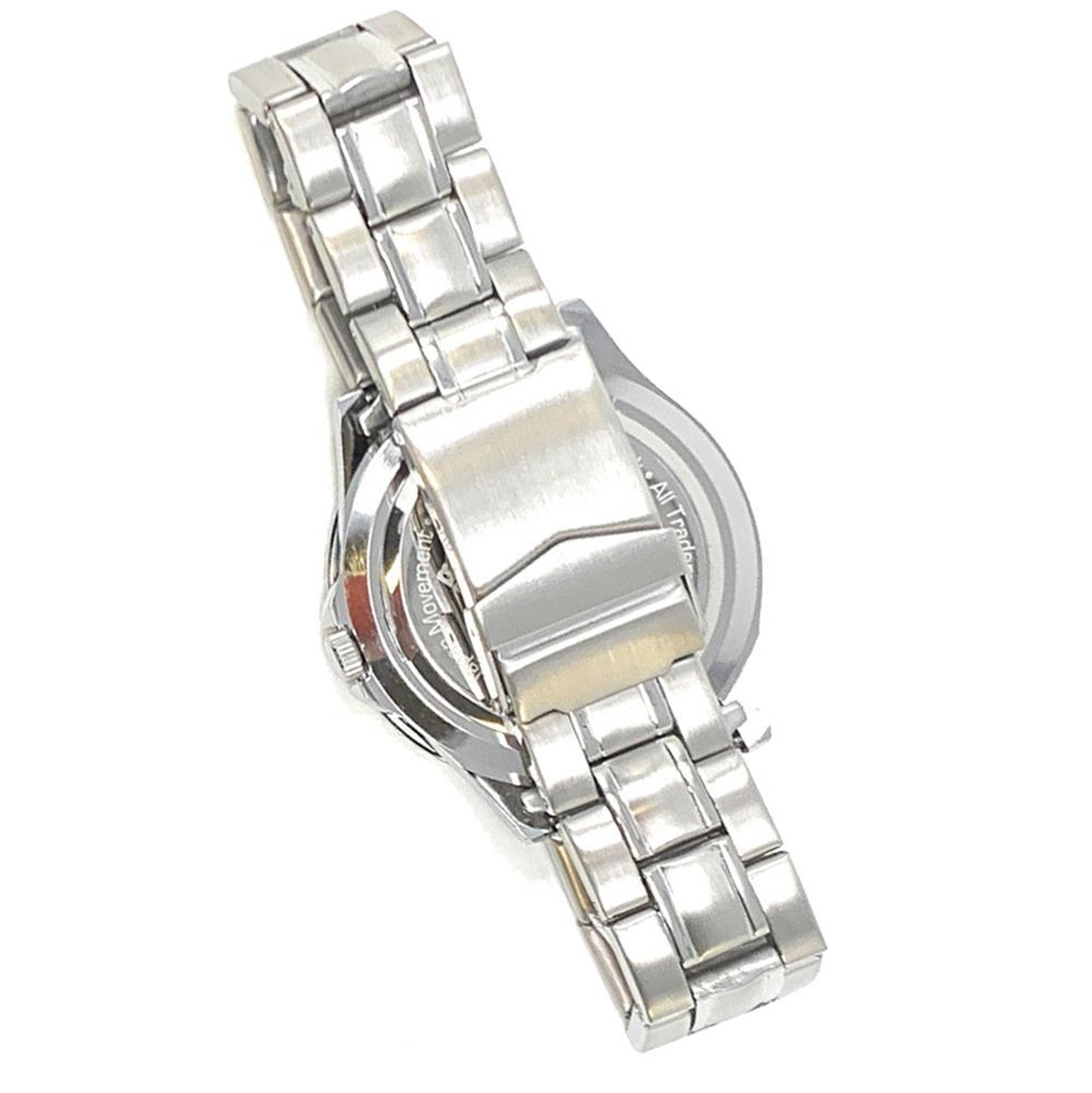 Men's University of Illinois Watch Competitor Stainless Steel