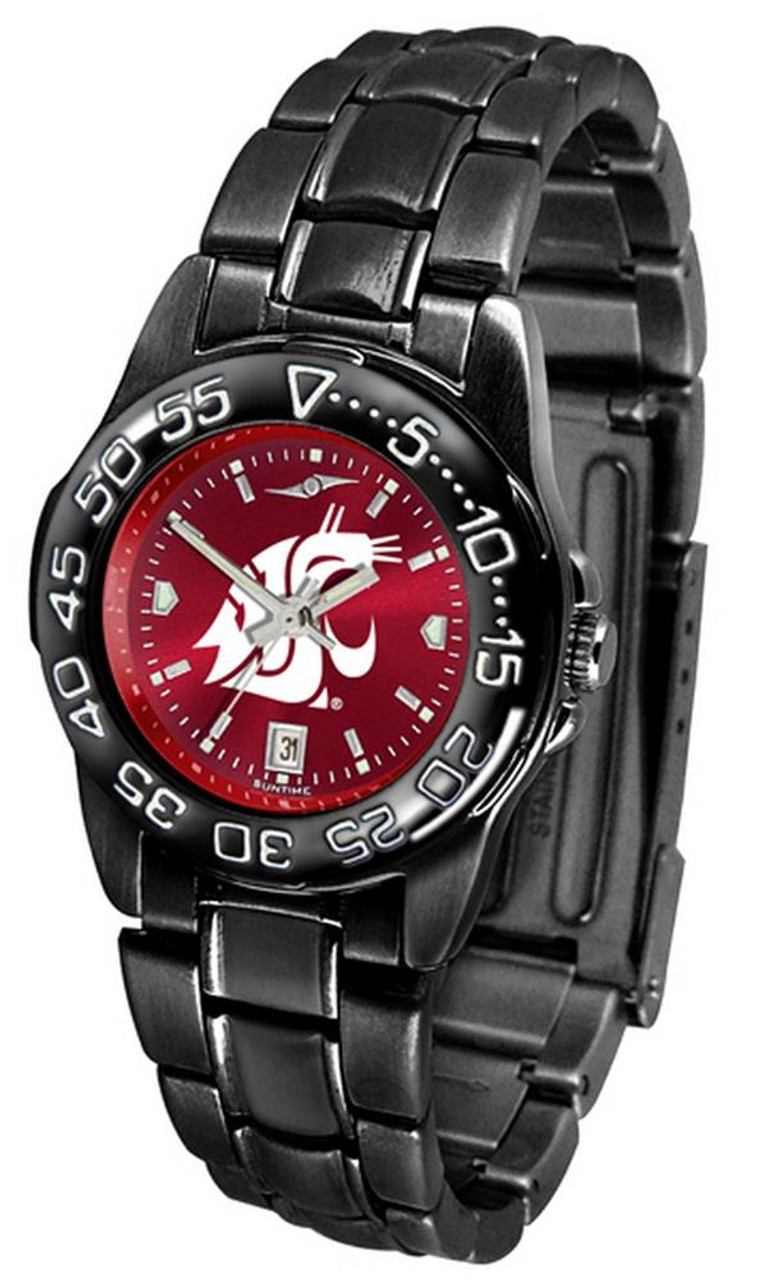 Women's Washington State University Black Watch Fantom AnoChrome