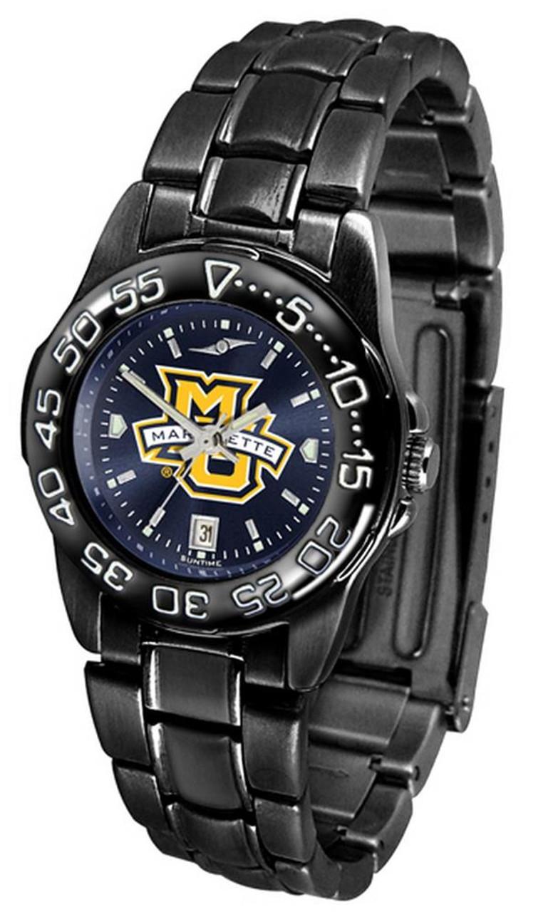 Women's Marquette University Black Watch Fantom AnoChrome