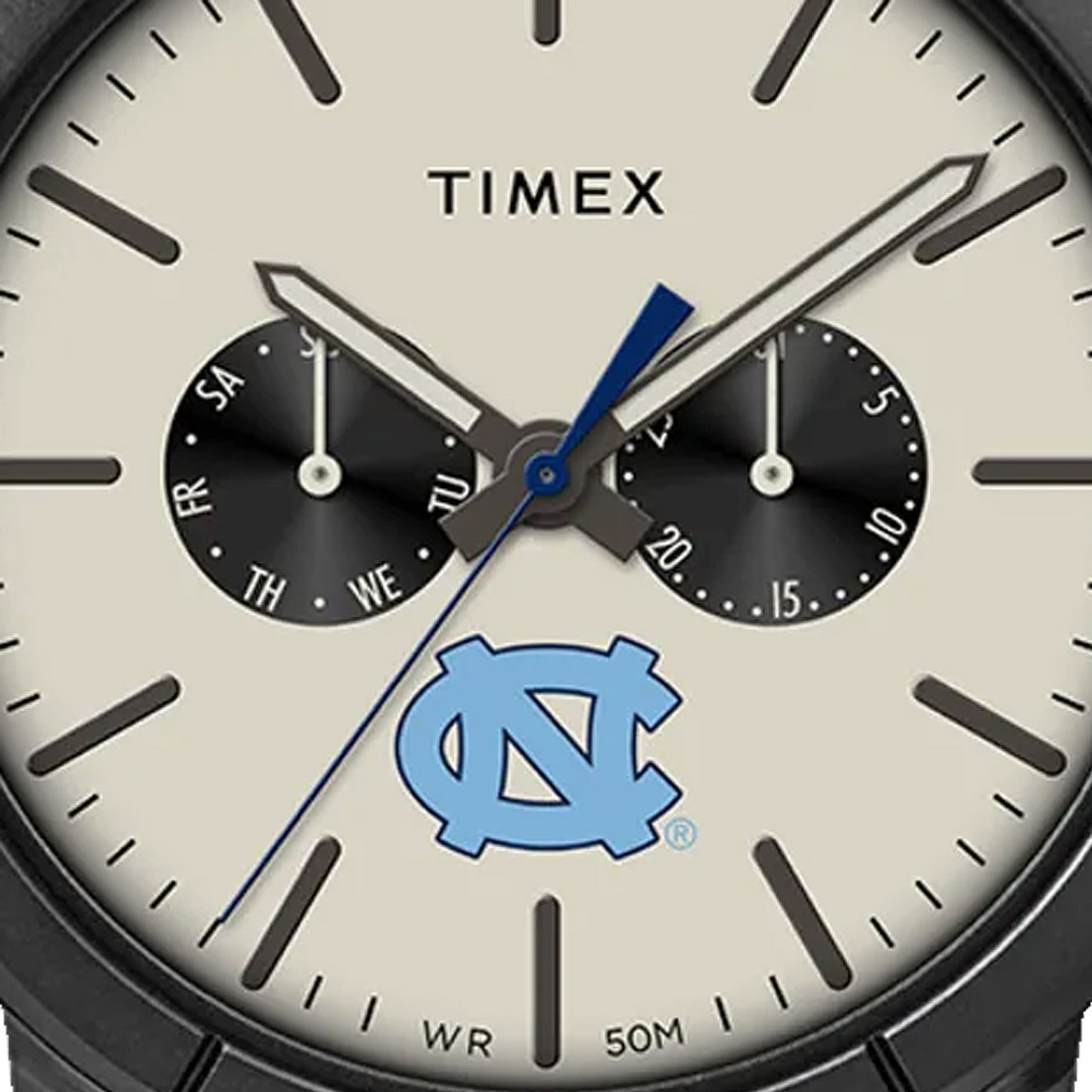 Men's Marquette University Timex Watch Home Team Leather Watch