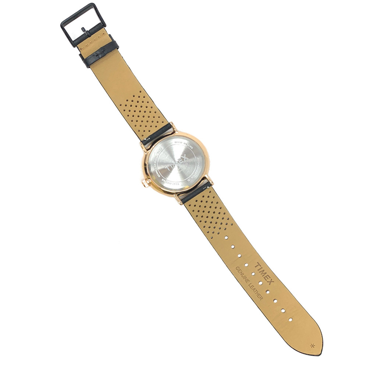 Ladies Timex Texas Tech University Watch Rose Gold Grace Watch