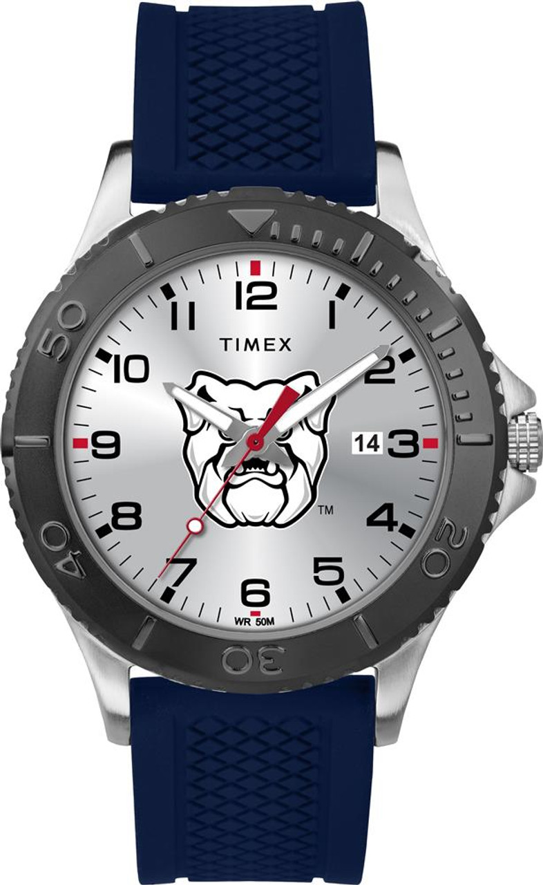 Men's Butler University Gamer Watch Timex Silicone Watch
