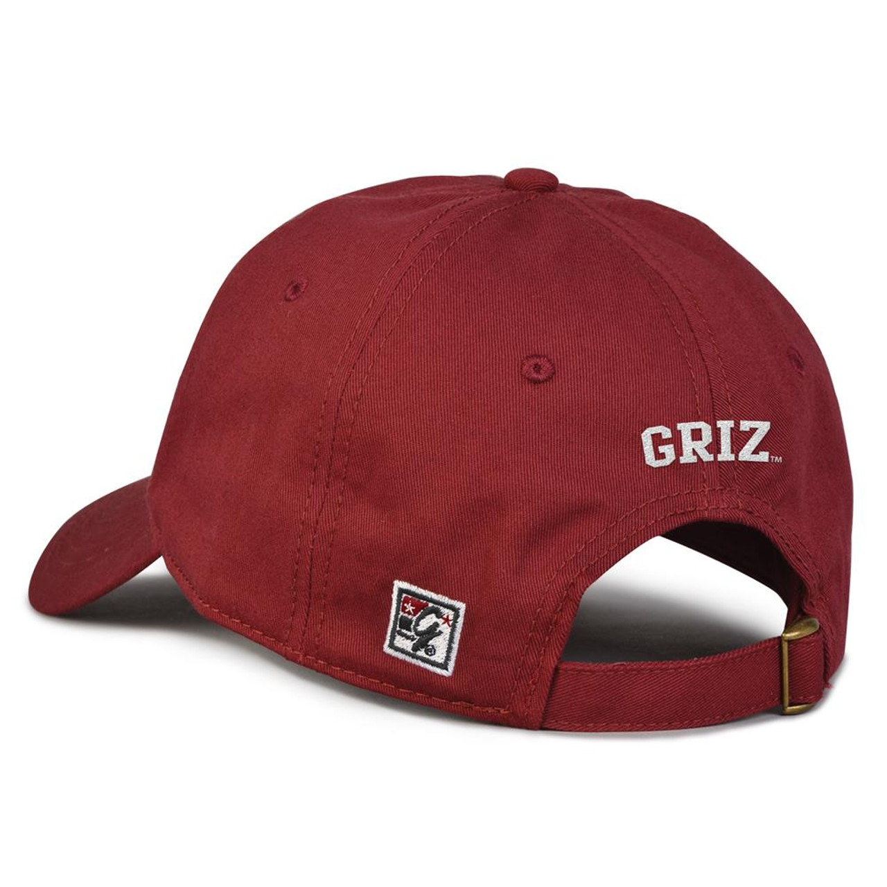 University of Montana Hat Classic Relaxed Twill Adjustable Cap