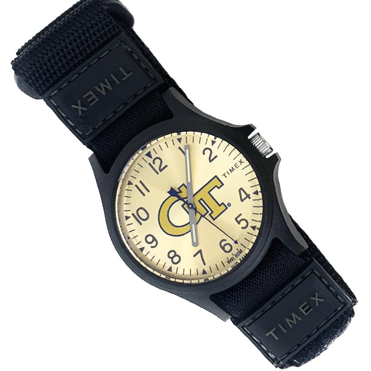 BYU Brigham Young University Youth FastWrap Recruit Timex Watch