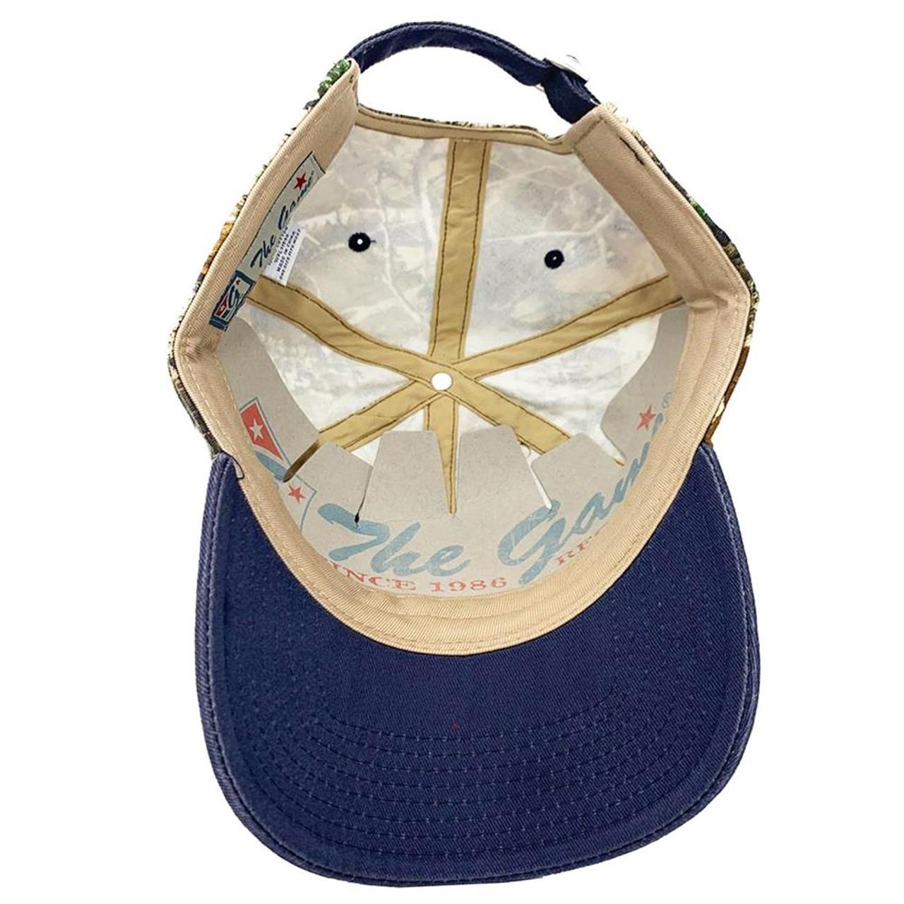 University of Tulsa Camo Hat Realtree Edge Camo Two-Tone Cap