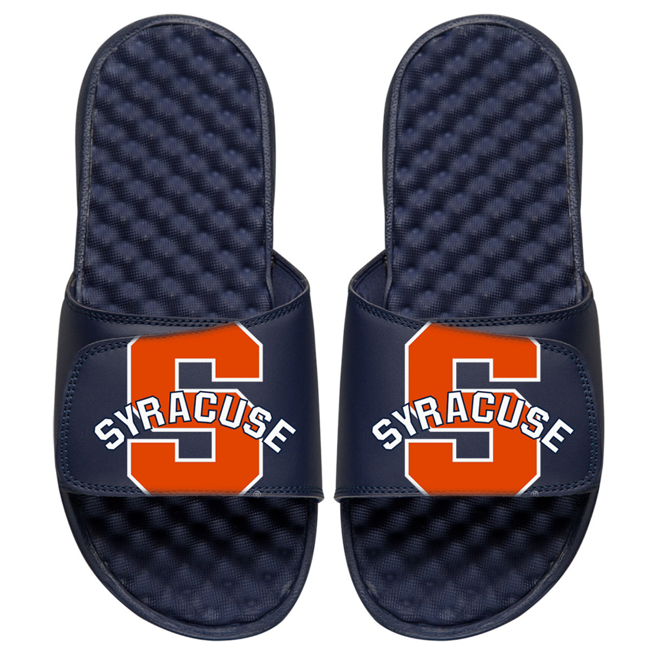 Syracuse University Slides ISlide Primary Adjustable Sandals