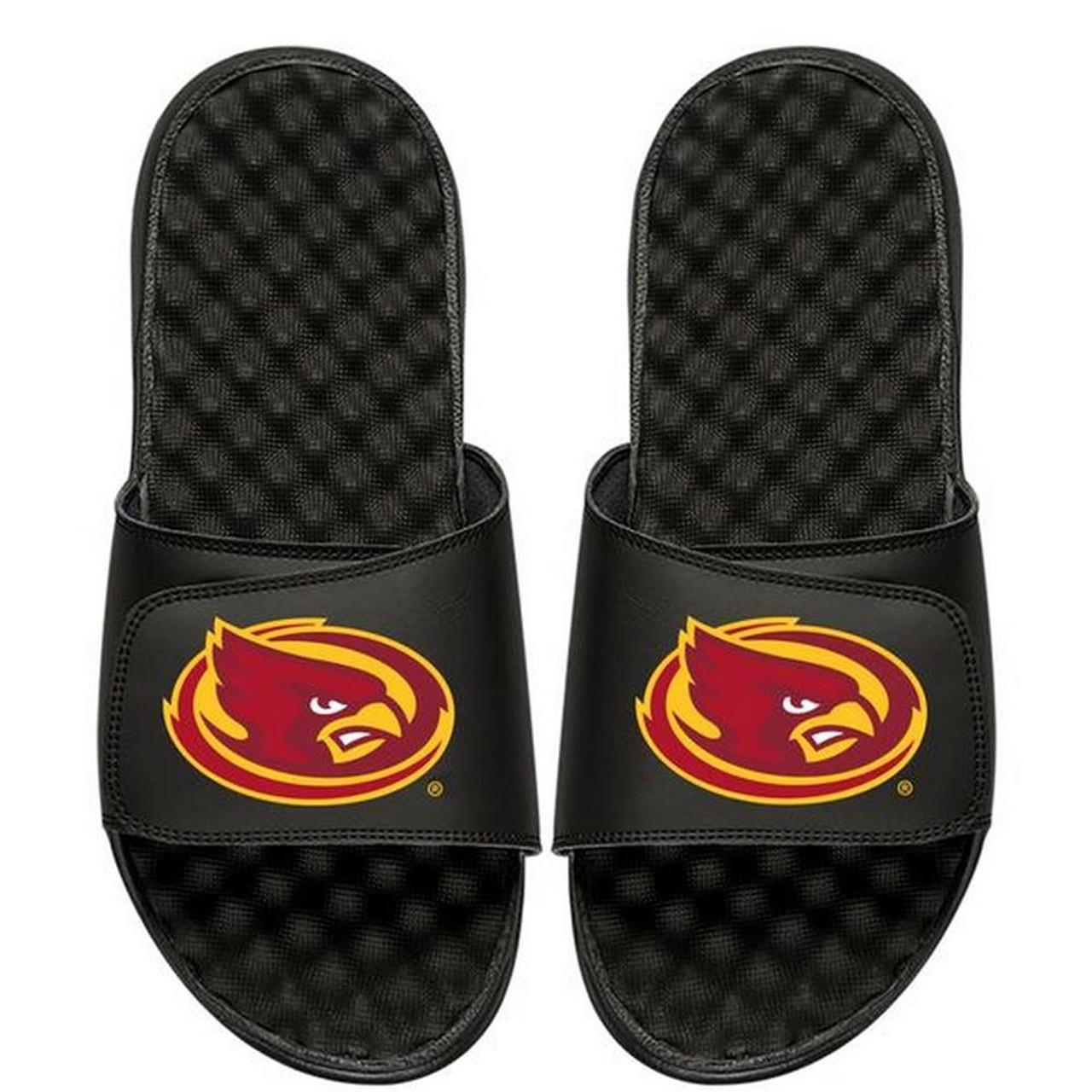 Iowa State Cyclones Slides ISlide Primary Adjustable Sandals