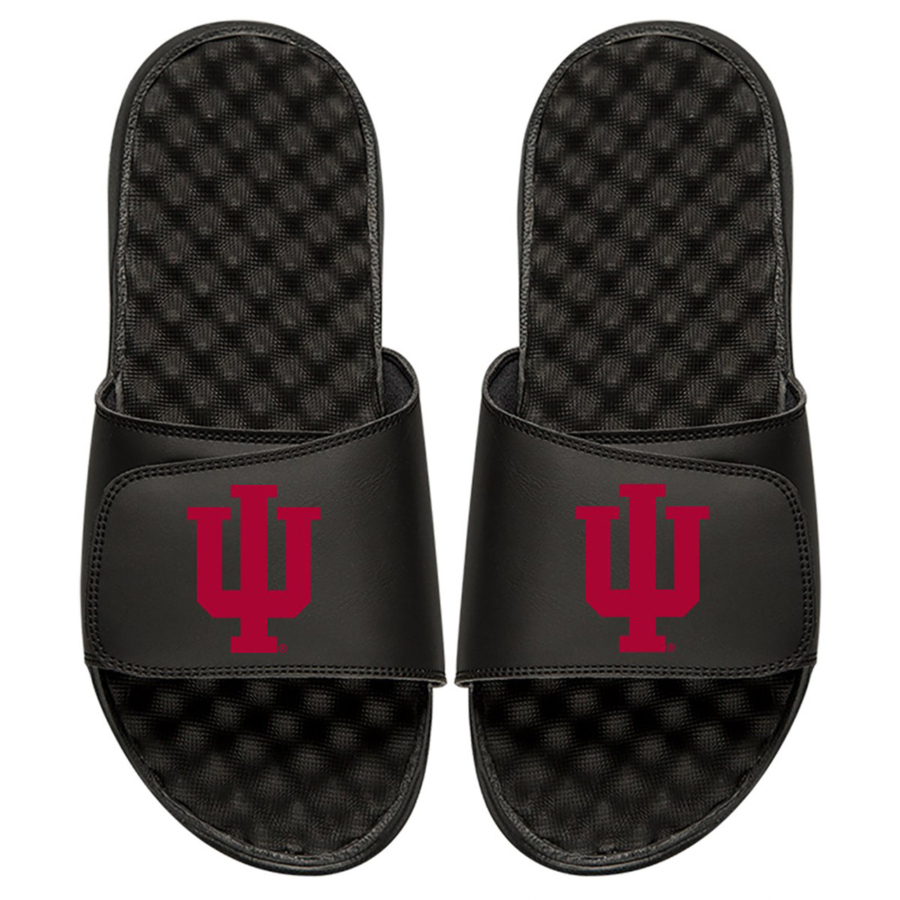 Indiana University Hoosiers Slides ISlide Primary Adjustable Sandals