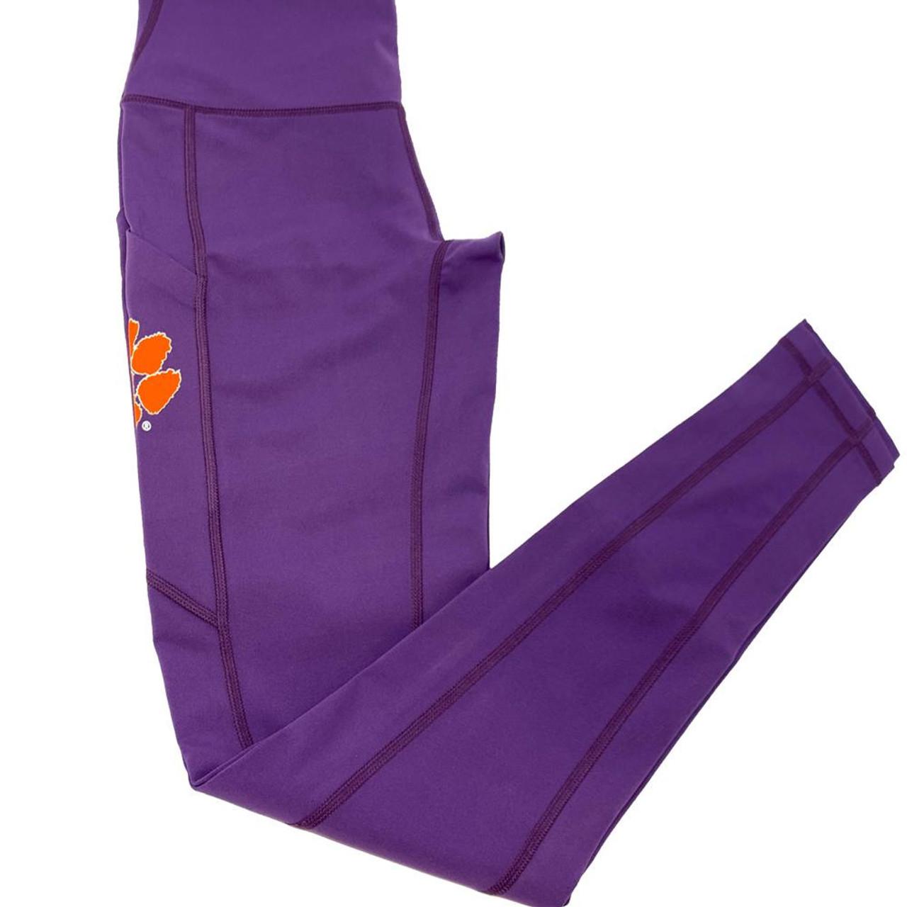 Ladies Alabama Crimson Tide Bama iLeggings Kadyluxe Yoga Pants