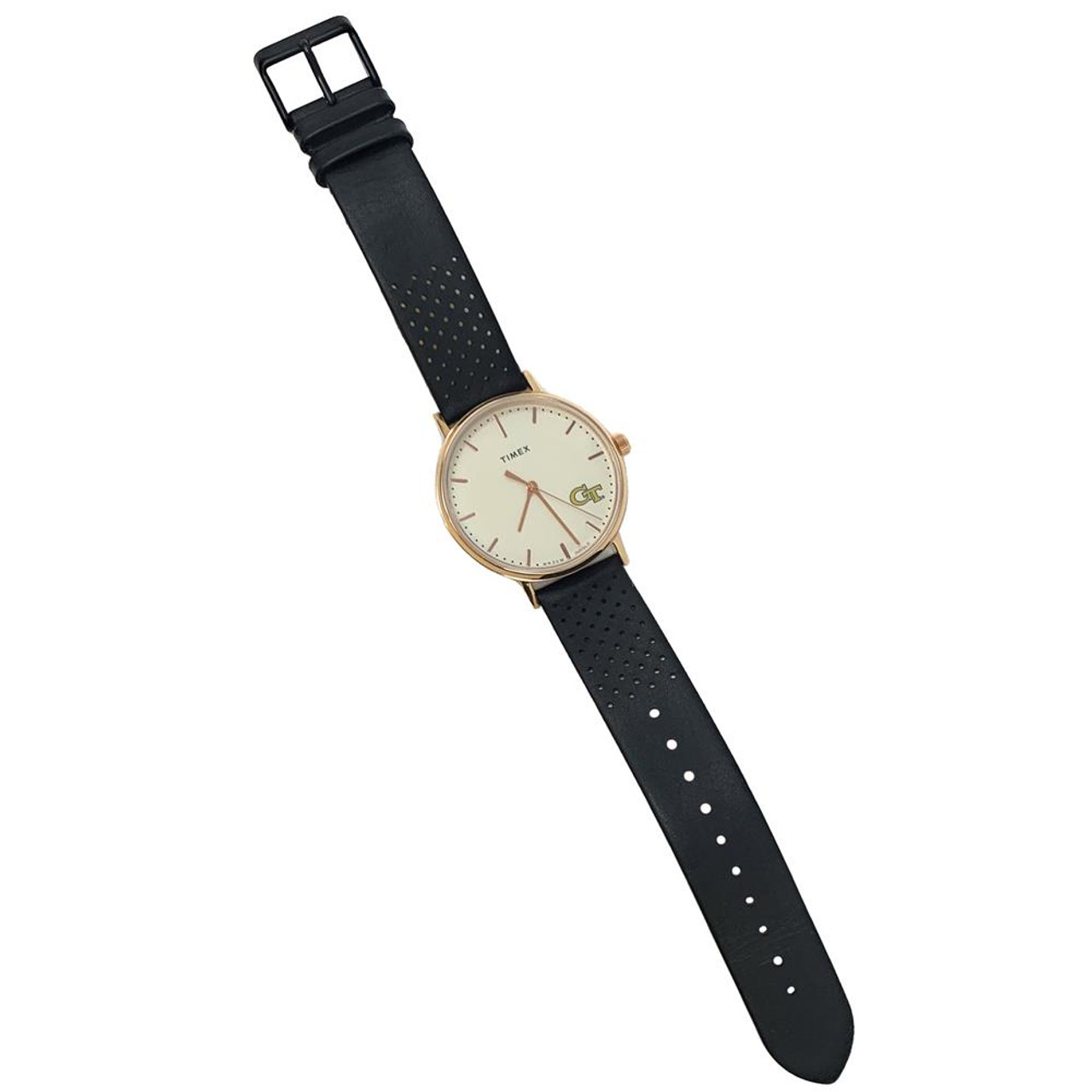 Ladies Timex Denver Broncos Watch Rose Gold Grace Watch