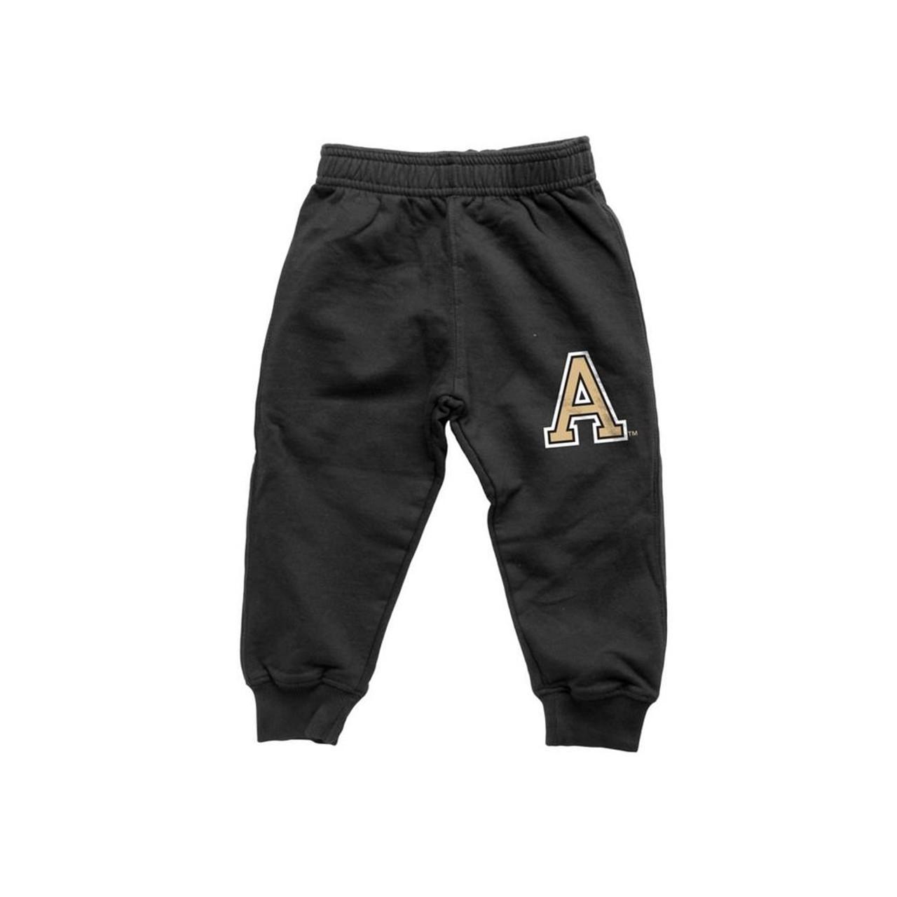 Infant/Toddler Raglan Army Black Knights Hoodie and Pant Set