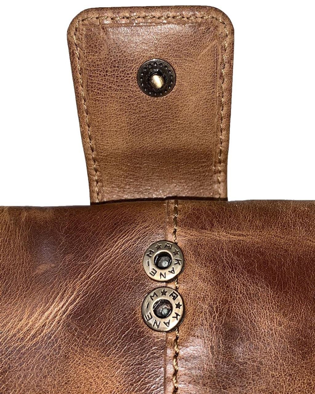 Women's North Carolina Tarheels UNC Clutch Wallet Leather Snap Clutch