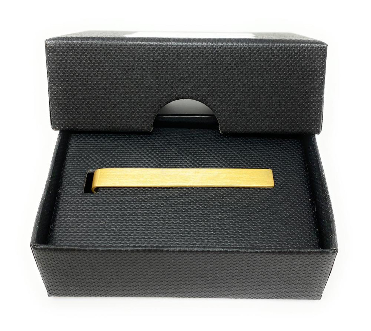 Air Force Academy Falcons Tie Clip Gold Tie Bar Gift Set