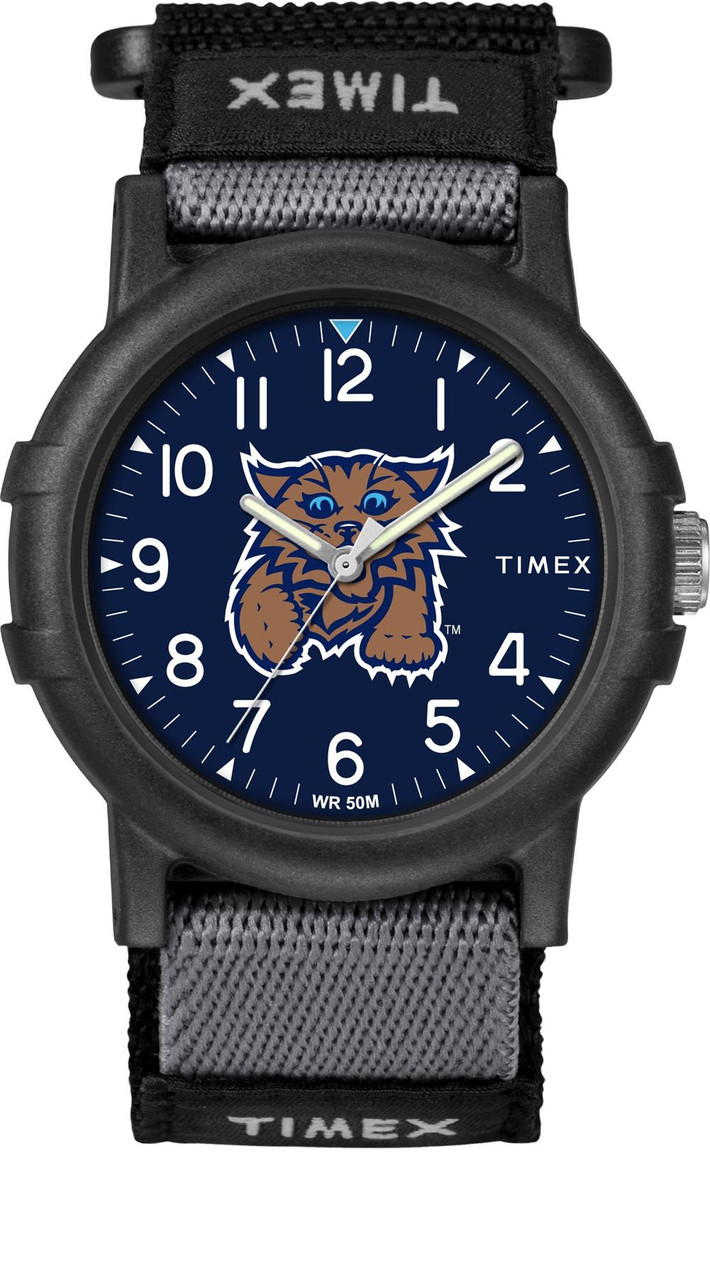Villanova University Youth FastWrap Recruit Timex Watch