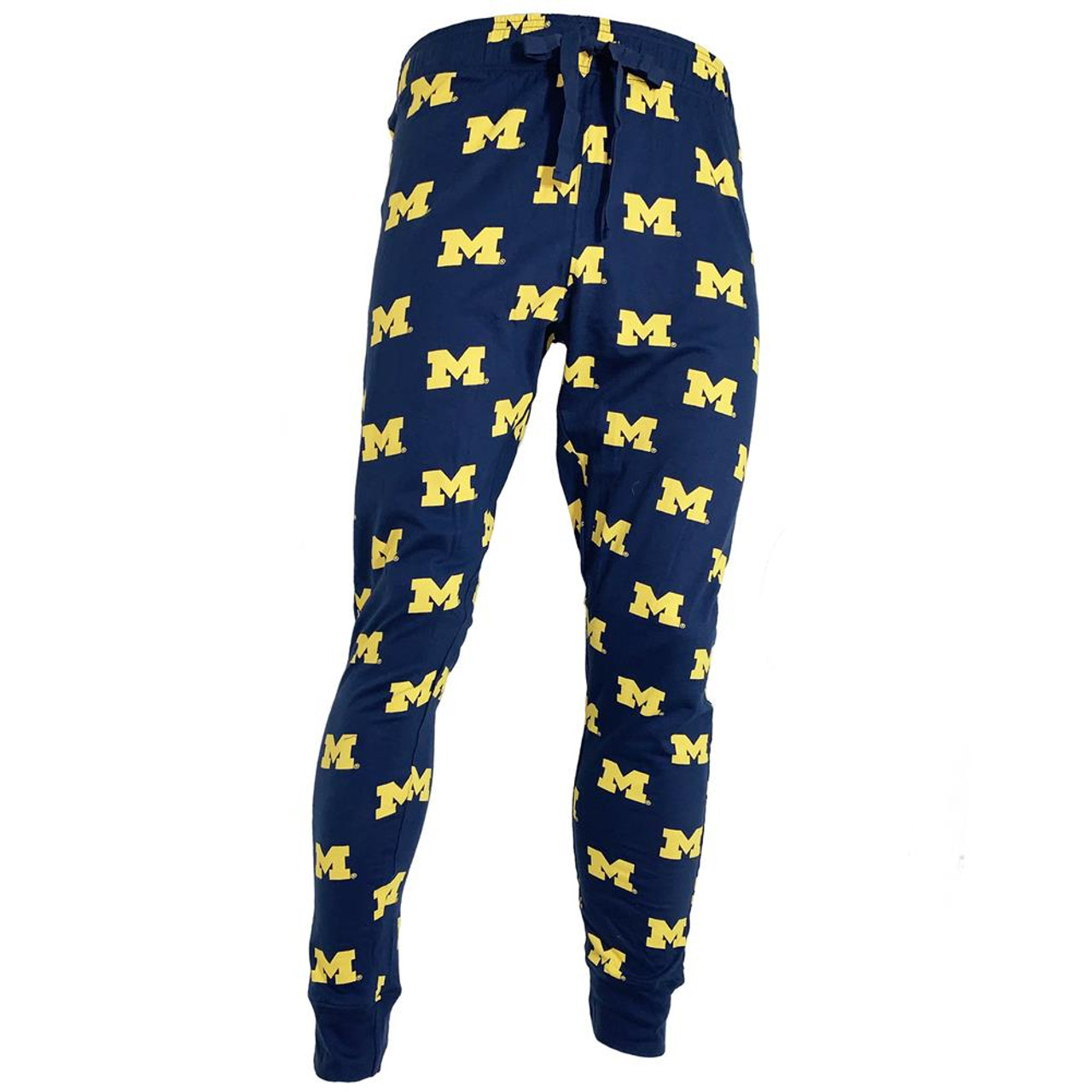 Mens University of Iowa Hawkeyes Matching PJs Family Matching Pajamas